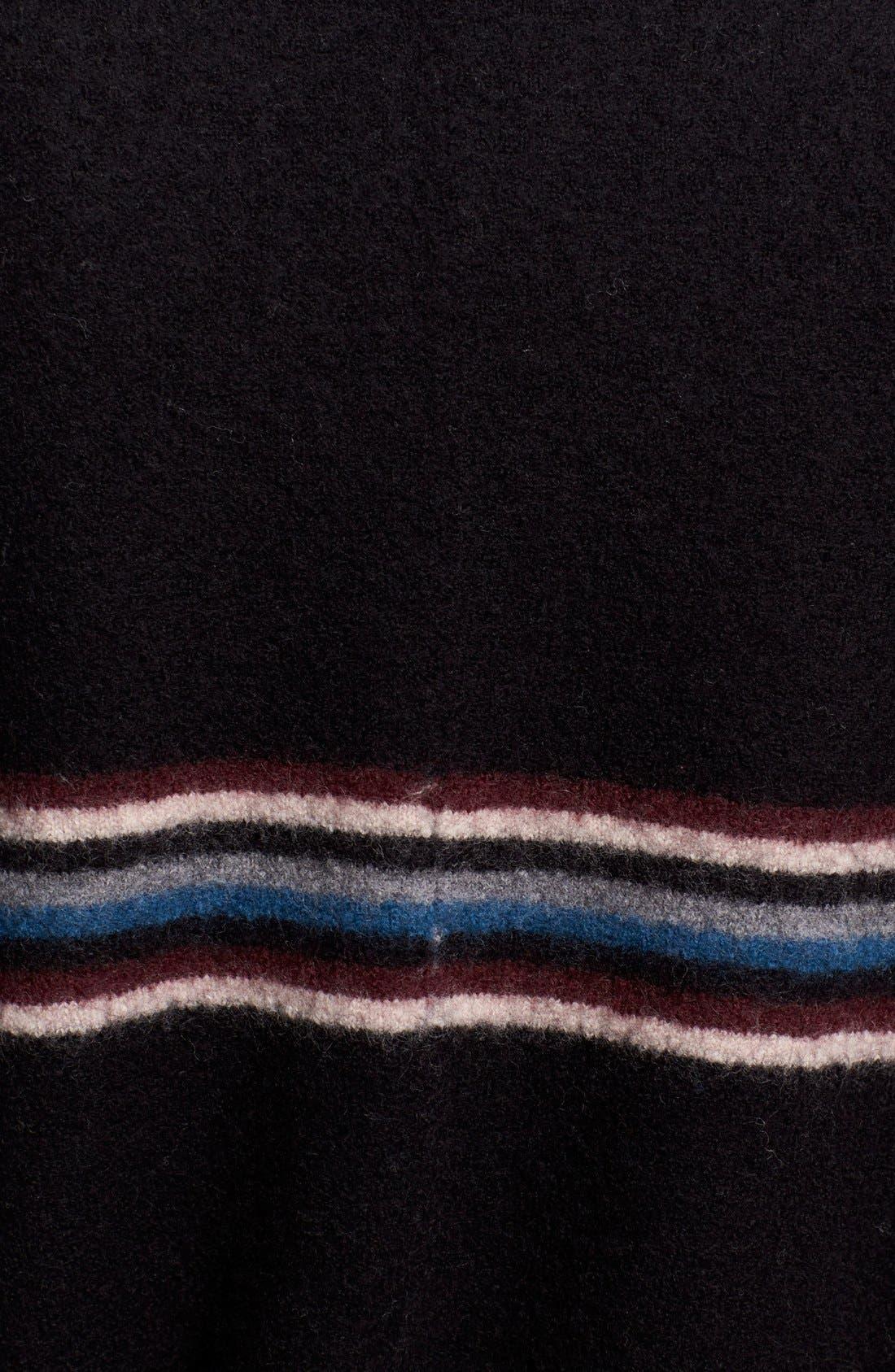 Alternate Image 5  - Joie 'Ligiere B' Print Wool Wrap Vest