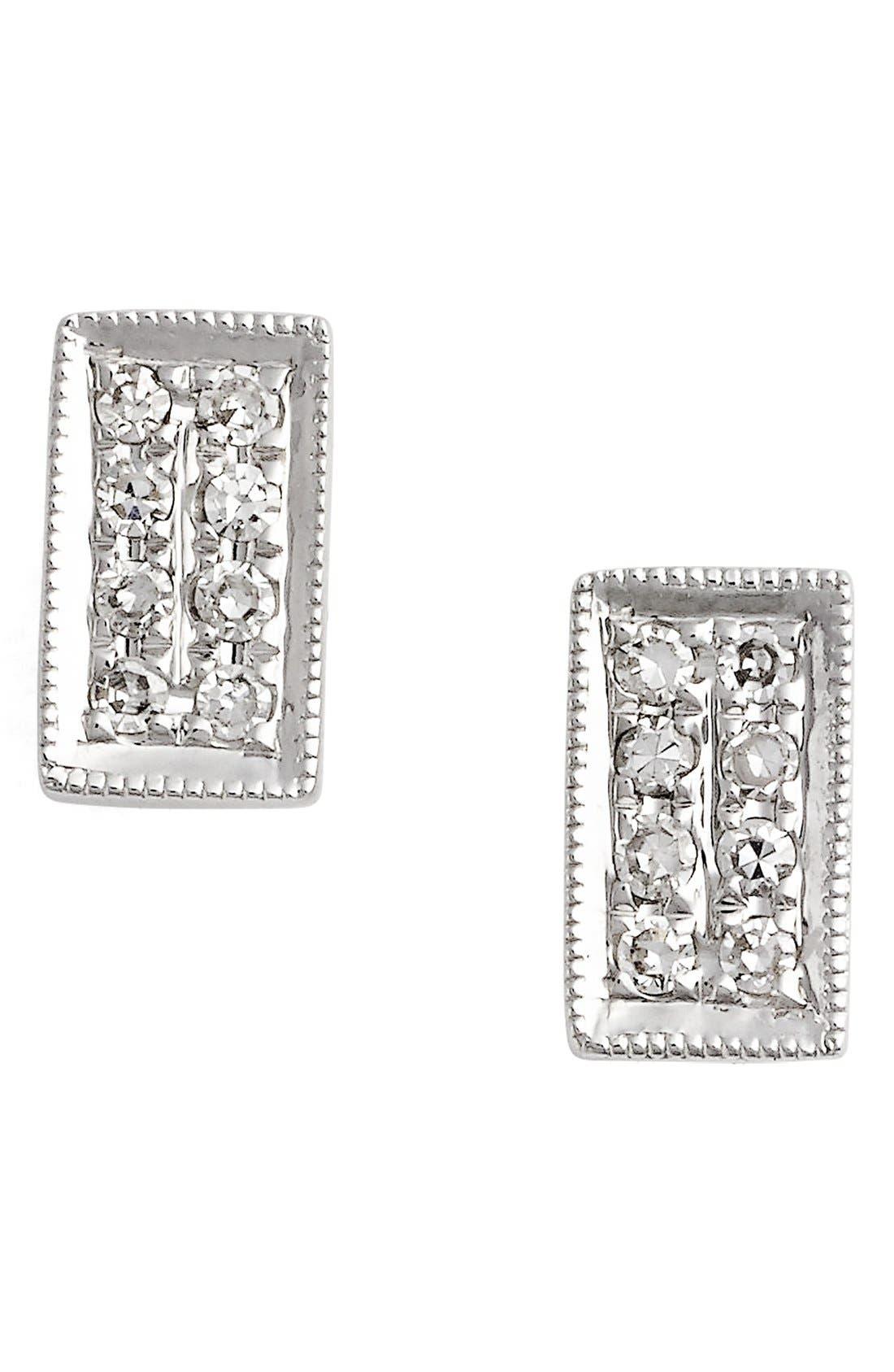 Dana Rebecca Designs 'Katie' Diamond Stud Earrings