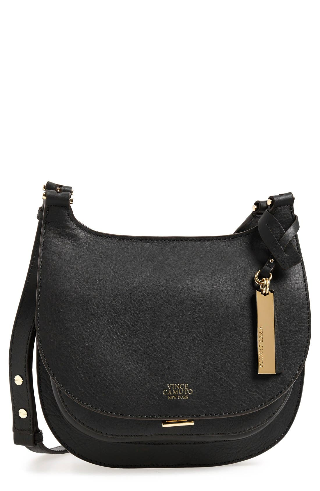 Alternate Image 1 Selected - Vince Camuto 'Small Elyza' Crossbody Bag