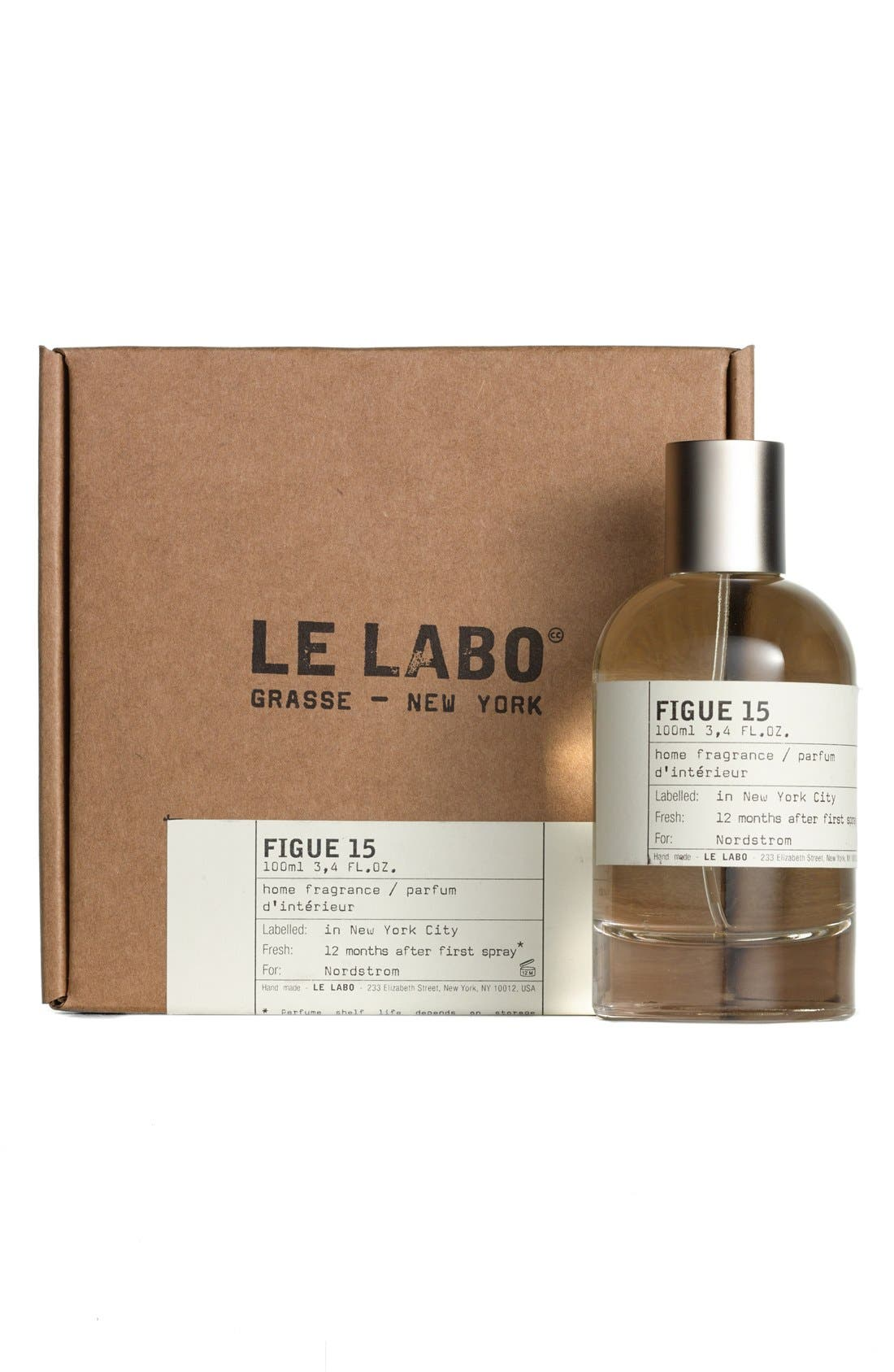 Alternate Image 2  - Le Labo 'Figue 15' Home Fragrance Spray