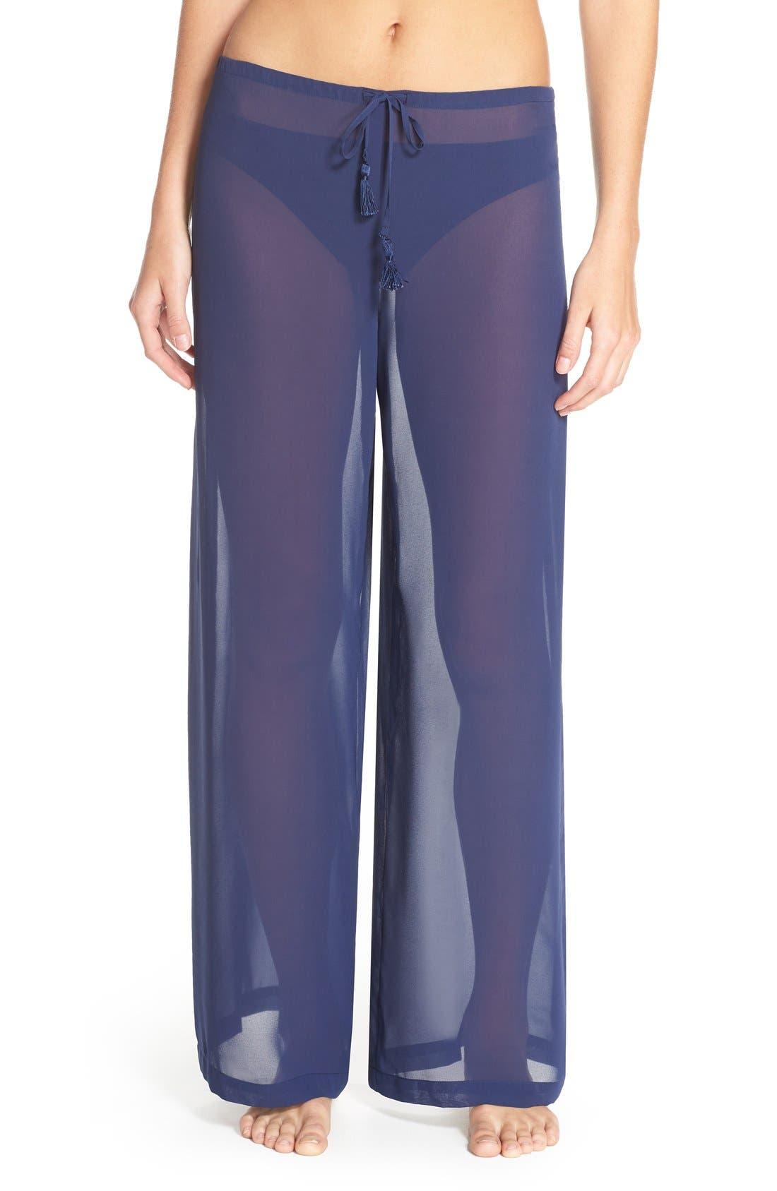 Tommy Bahama Chiffon Cover-Up Pants
