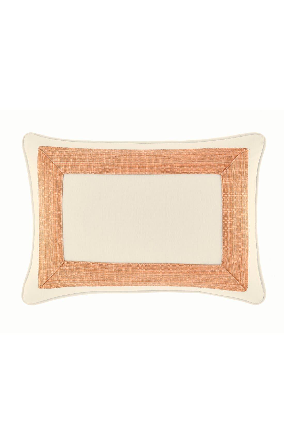 Breakfast Pillow,                         Main,                         color, Papaya