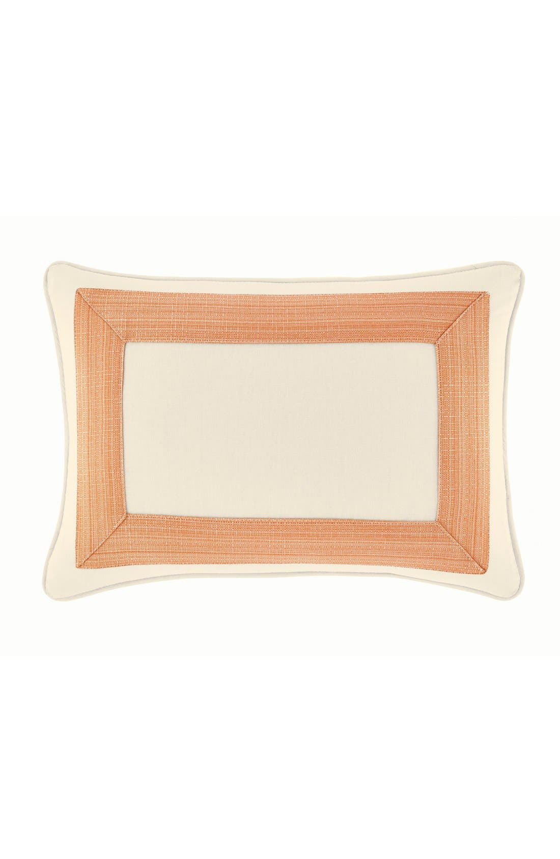 Breakfast Pillow,                         Main,                         color, Papaya