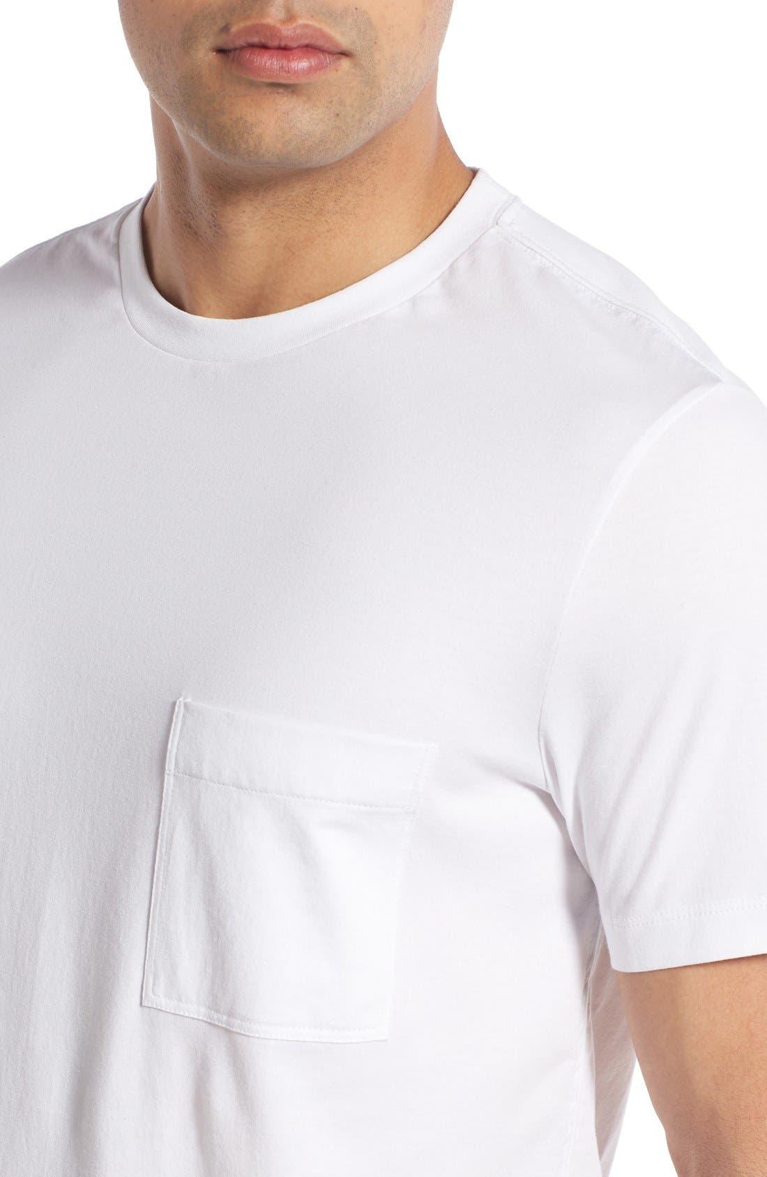 Alternate Image 4  - Vilebrequin Pocket T-Shirt