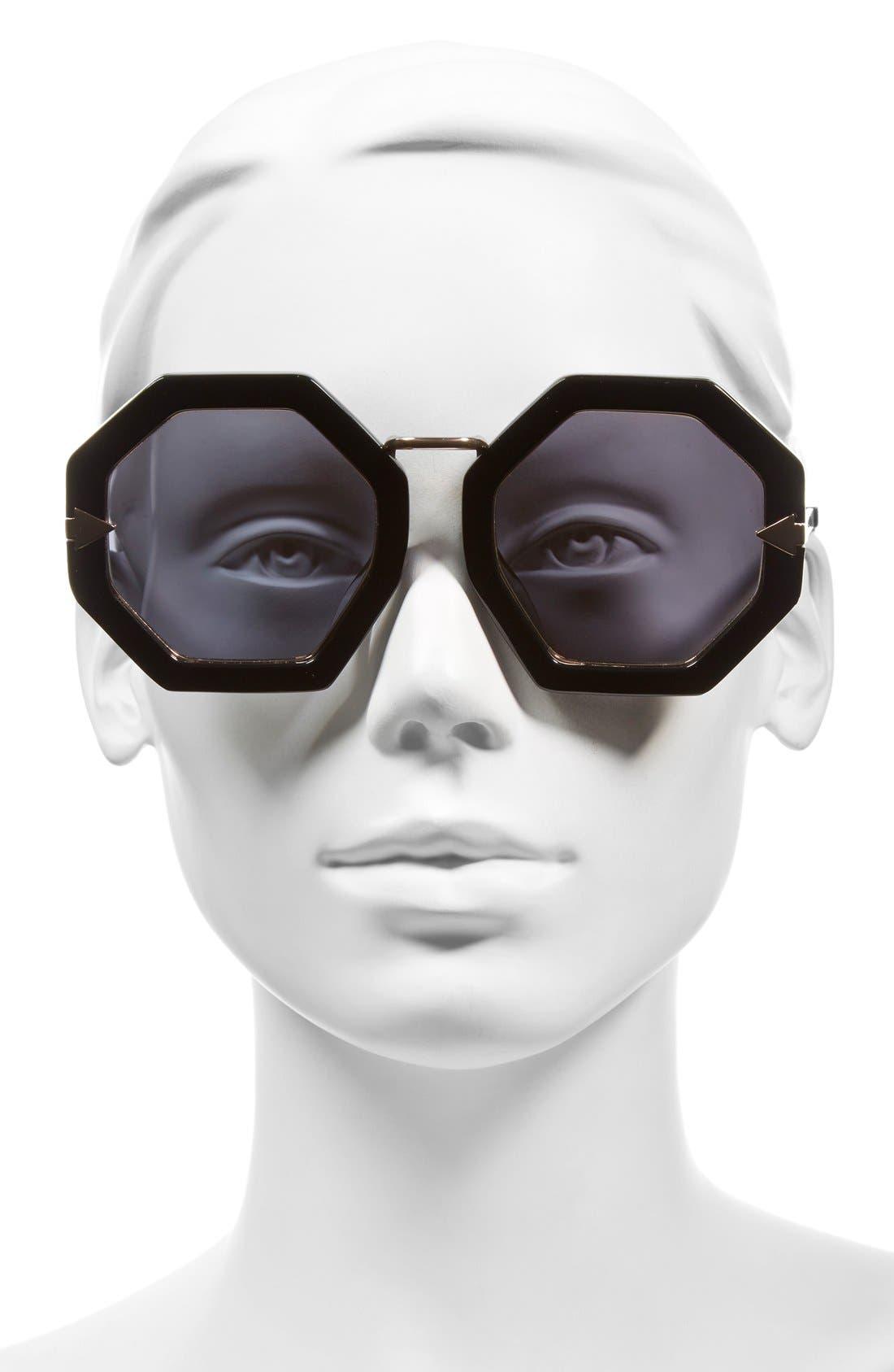 Alternate Image 2  - Karen Walker 'Moon Disco' 53mm Sunglasses