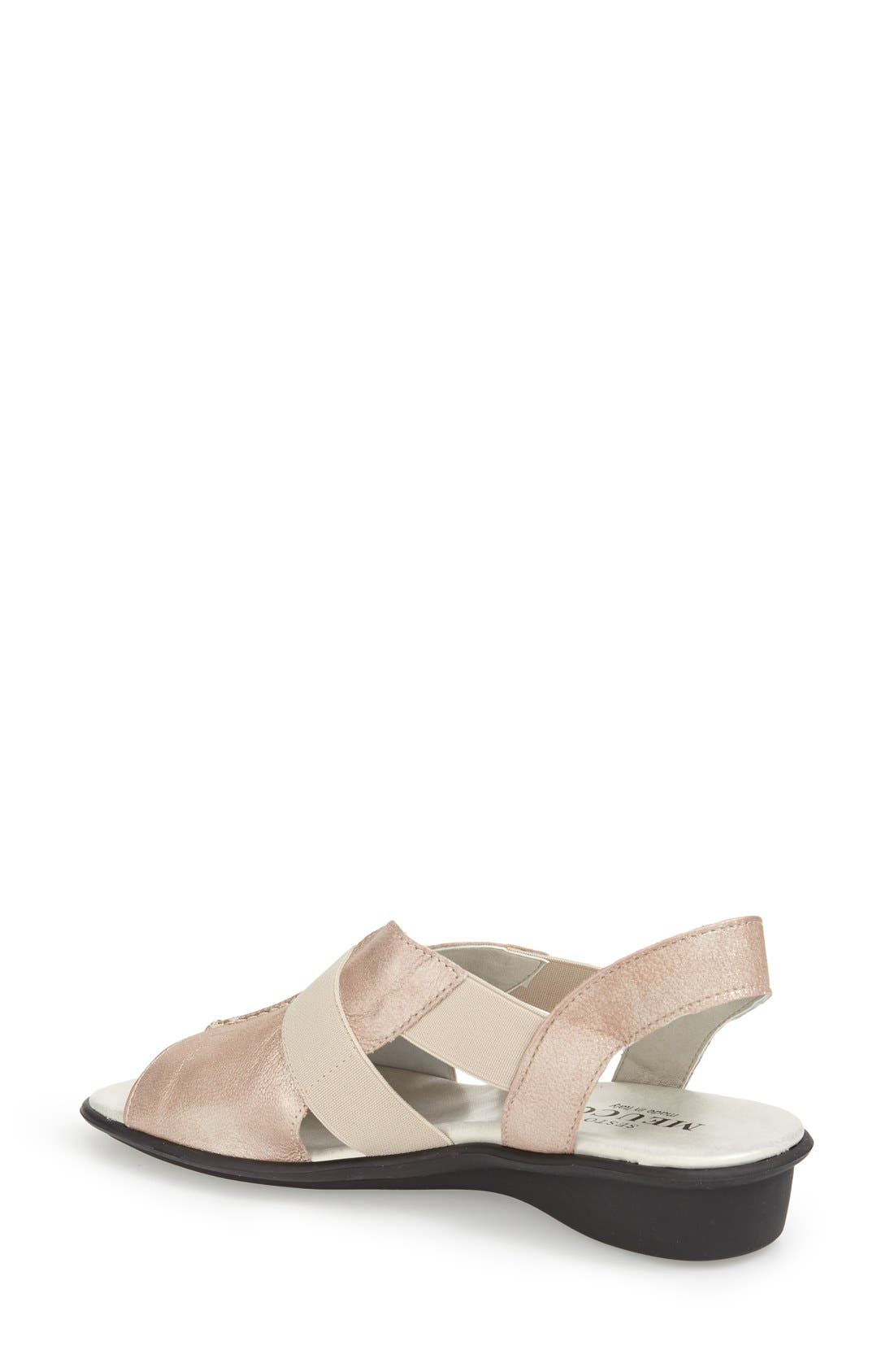 Alternate Image 2  - Sesto Meucci 'Ella' Wedge Sandal (Women)