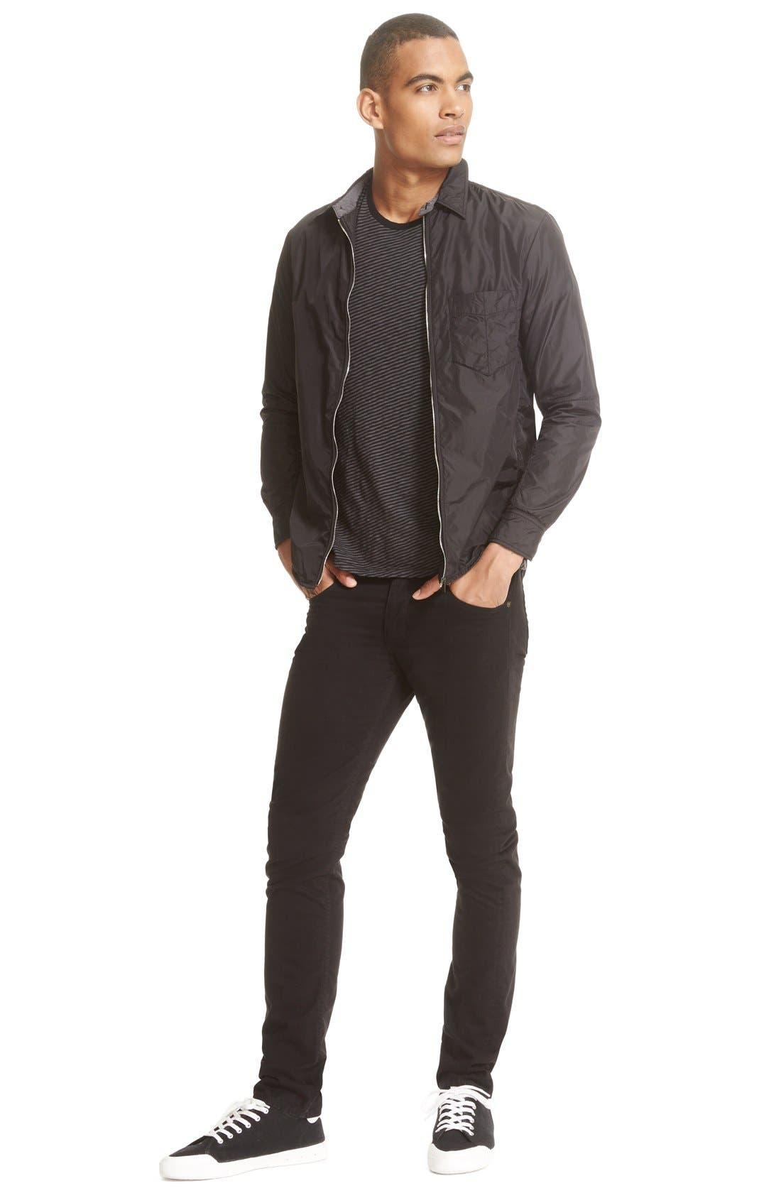 Alternate Image 6  - rag & bone 'Fit 2' Cotton Twill Pants (Nordstrom Exclusive)