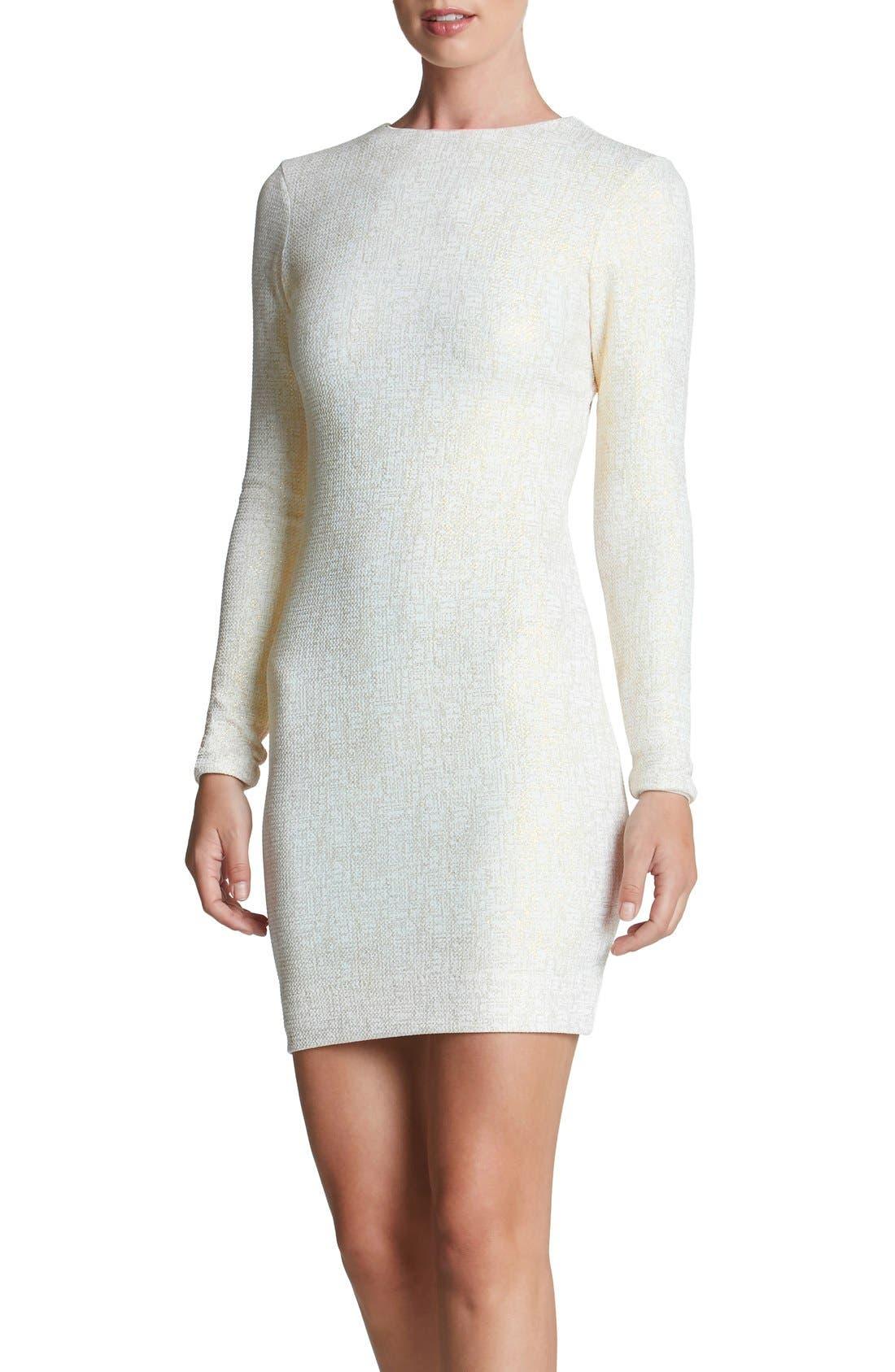 Main Image - Dress the Population Tori Body-Con Dress