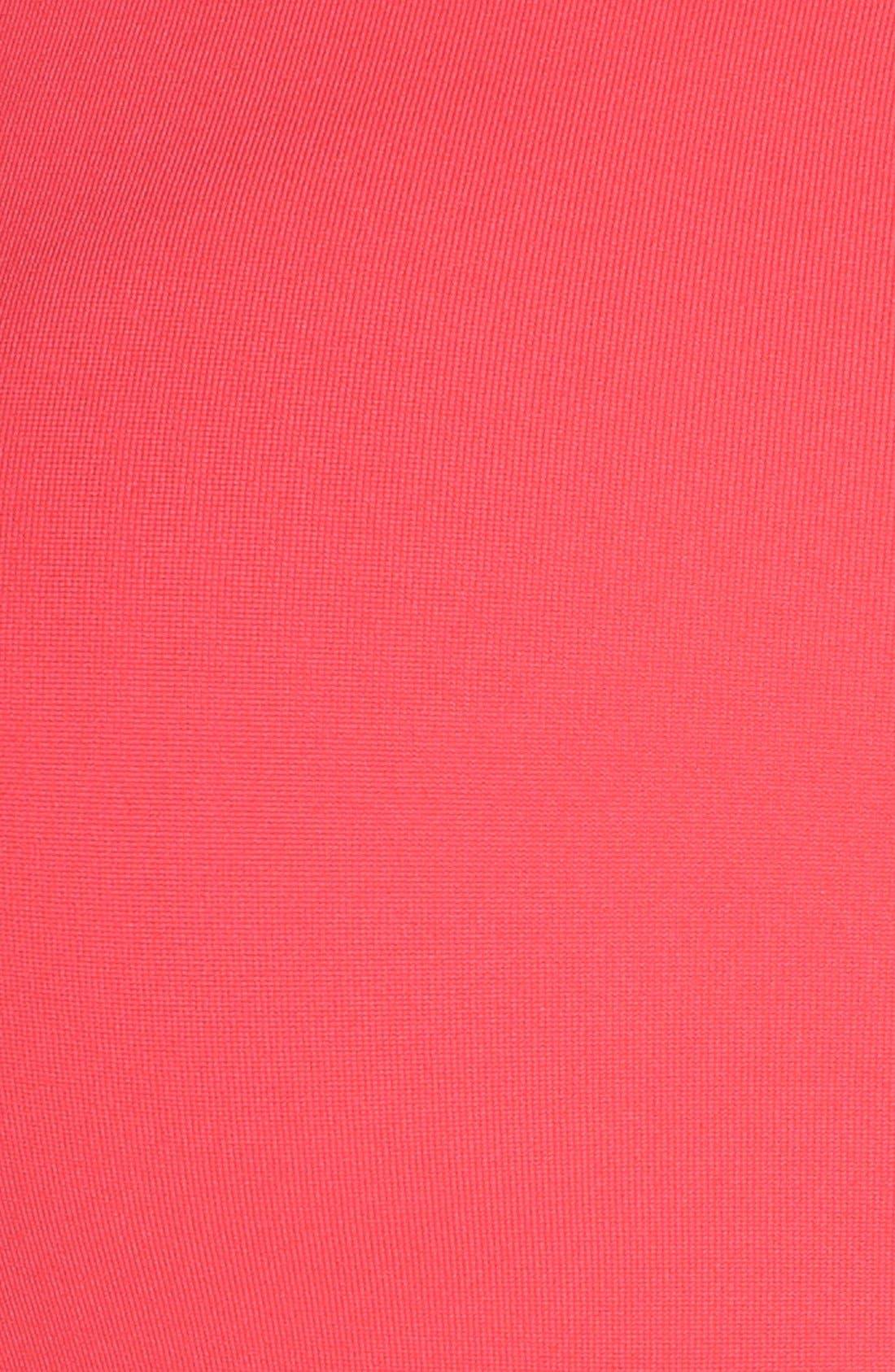 Juno Bra,                             Alternate thumbnail 6, color,                             Poppy/ Oxford
