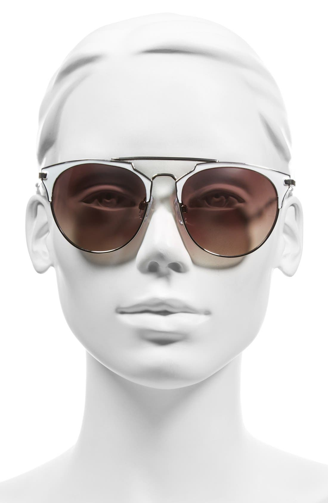 Alternate Image 2  - BP. Retro Sunglasses