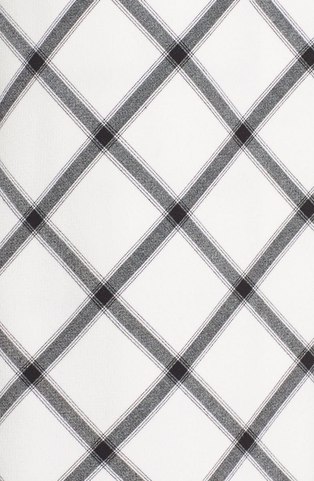 Alternate Image 6  - Halogen® Pleat Detail A-Line Skirt (Regular & Petite)
