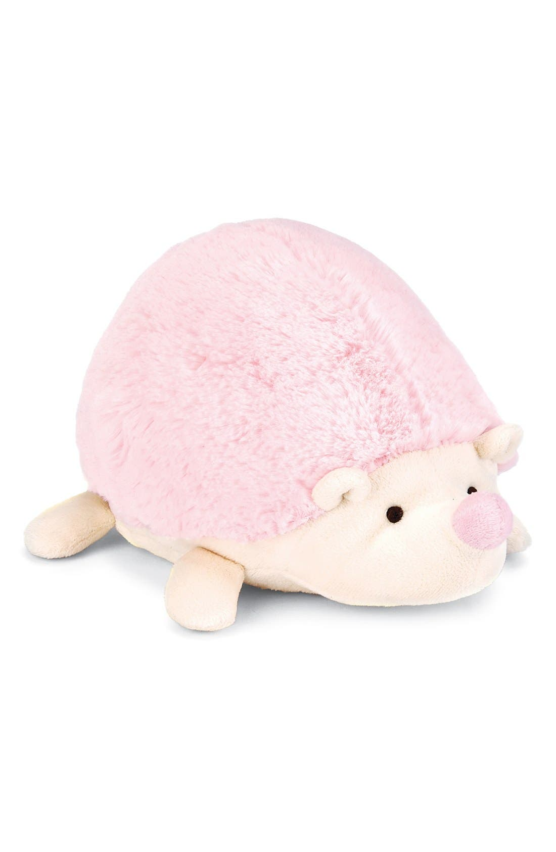 Alternate Image 1 Selected - Jellycat 'Happy Pink Hedgehog' Stuffed Animal