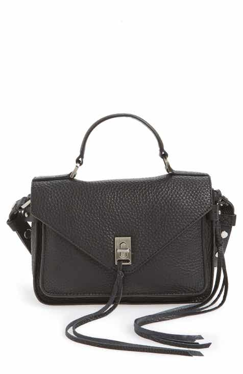 Rebecca Minkoff Small Darren Leather Messenger Bag