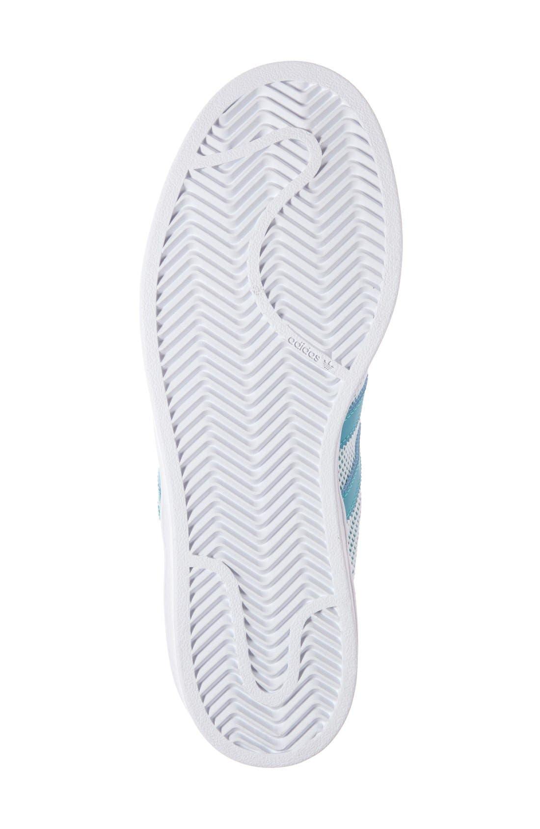 Alternate Image 4  - adidas 'Superstar ADICOLOR' Sneaker (Women)