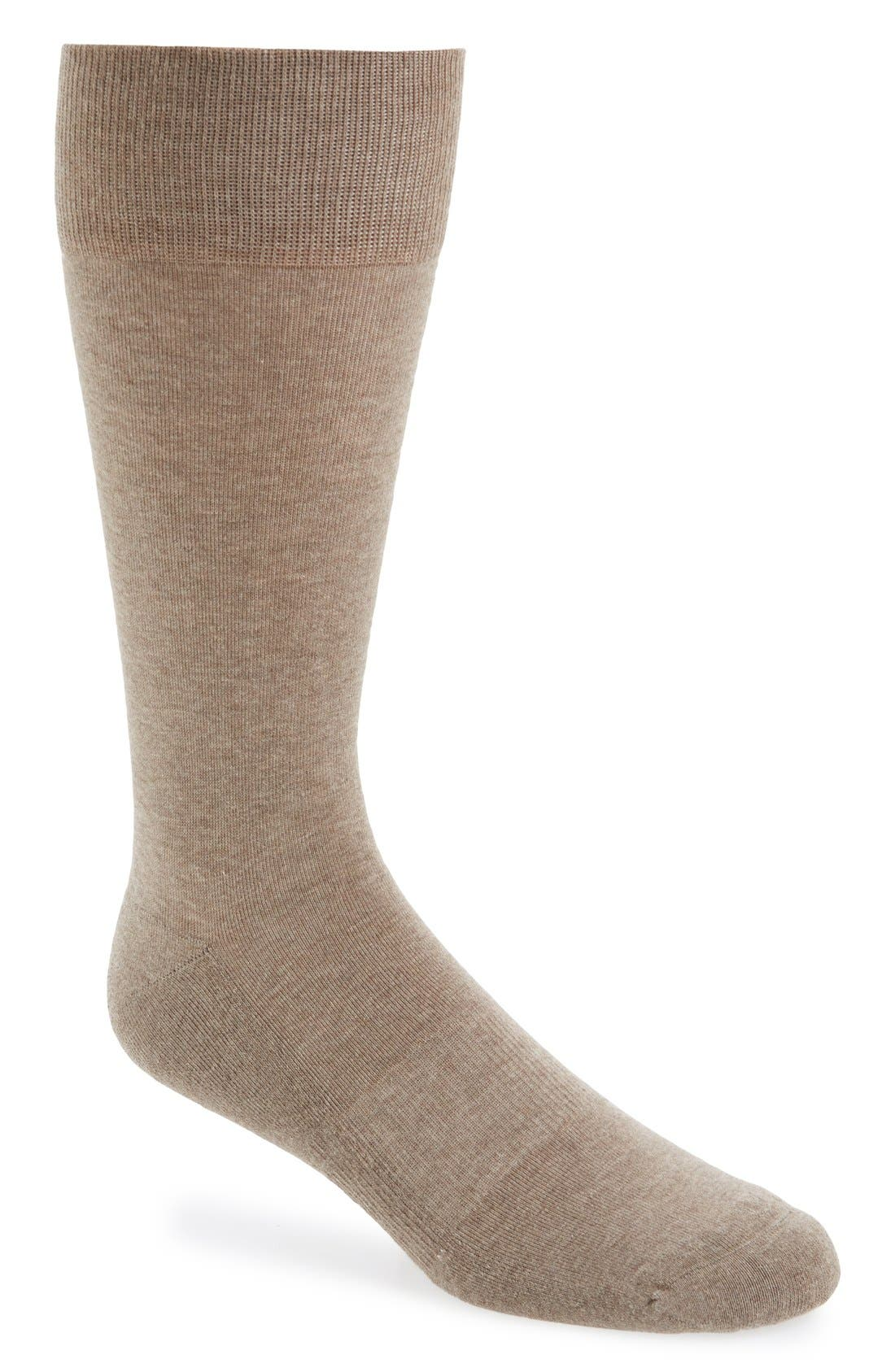 Nordstrom Men's Shop Cushion Foot Arch Support Socks (3 for $30)