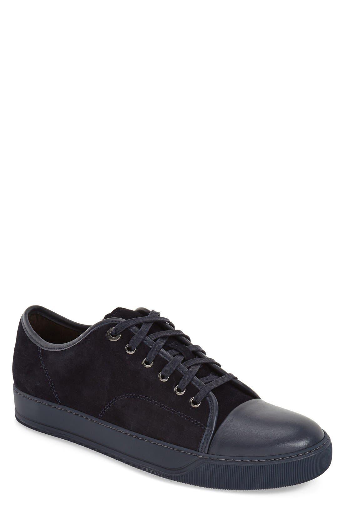 Lanvin Low Top Sneaker (Men)