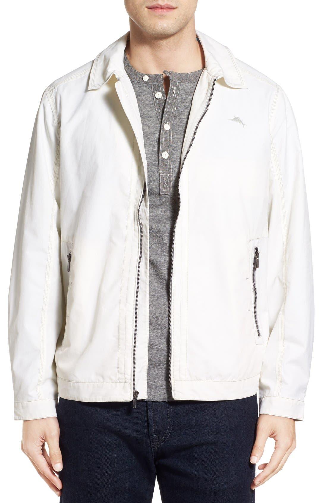 Alternate Image 1 Selected - Tommy Bahama 'Cannes Cruiser' Jacket