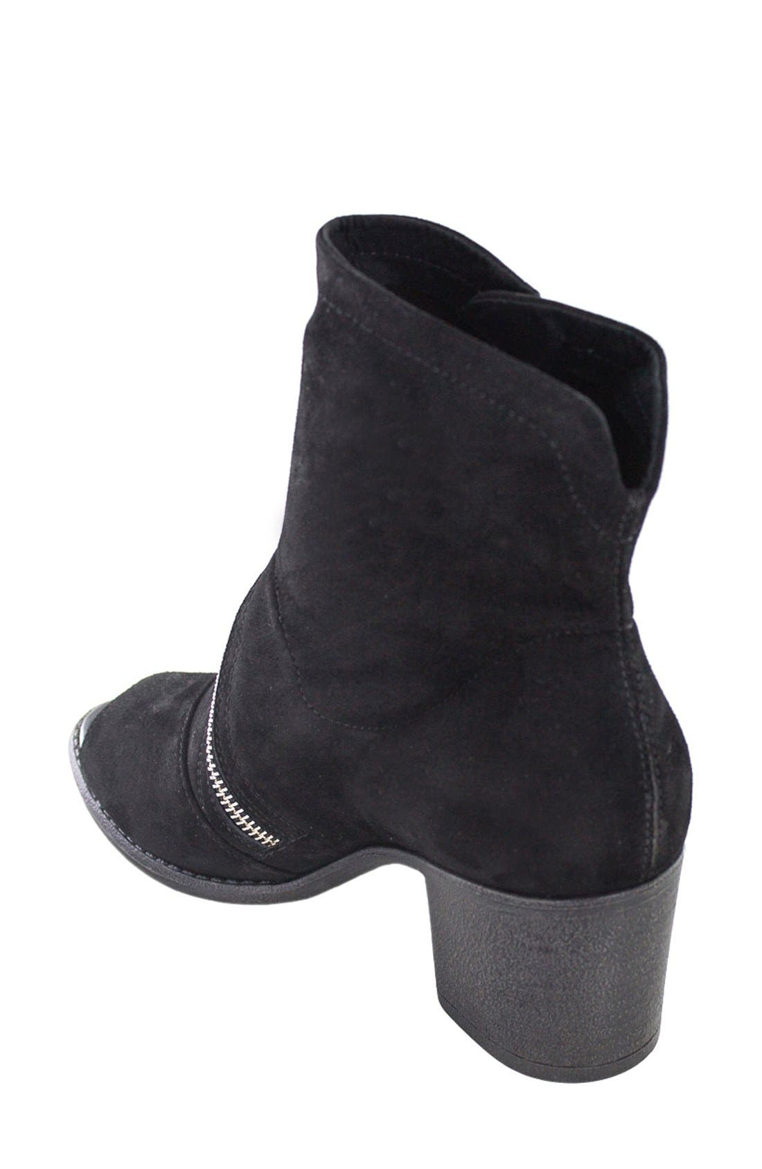 Alternate Image 2  - Summit 'Fantasia' Open Toe Bootie (Women)