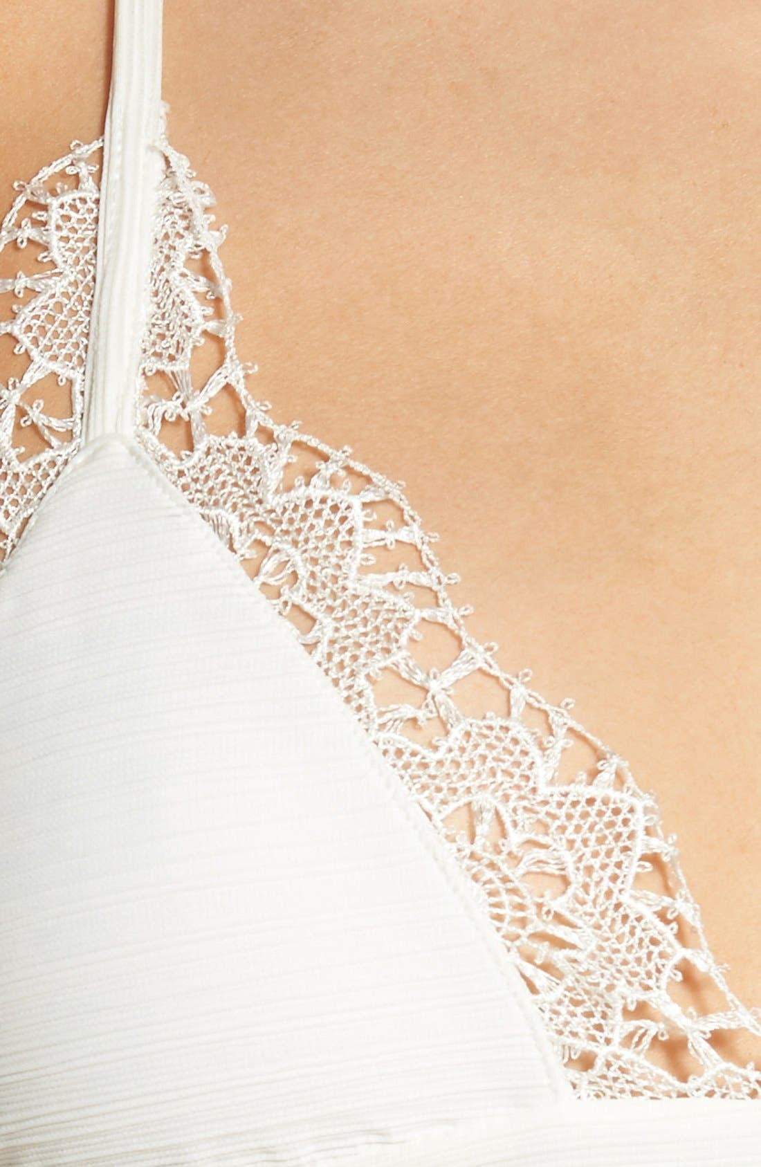 Alternate Image 6  - For Love & Lemons 'Maldives' Triangle Bikini Top