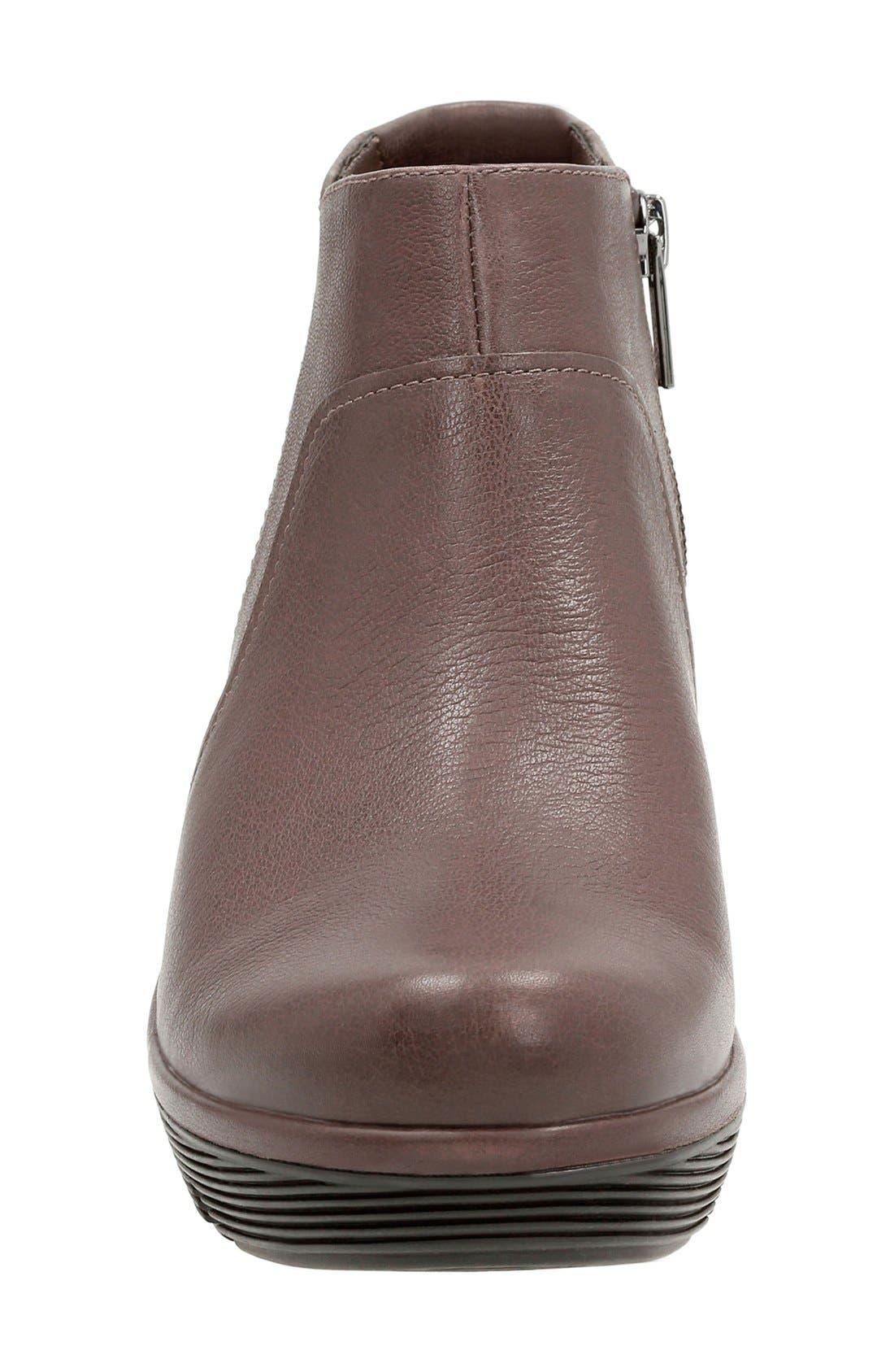 Alternate Image 3  - Clarks® 'Clarene Sun' Wedge Boot (Women)