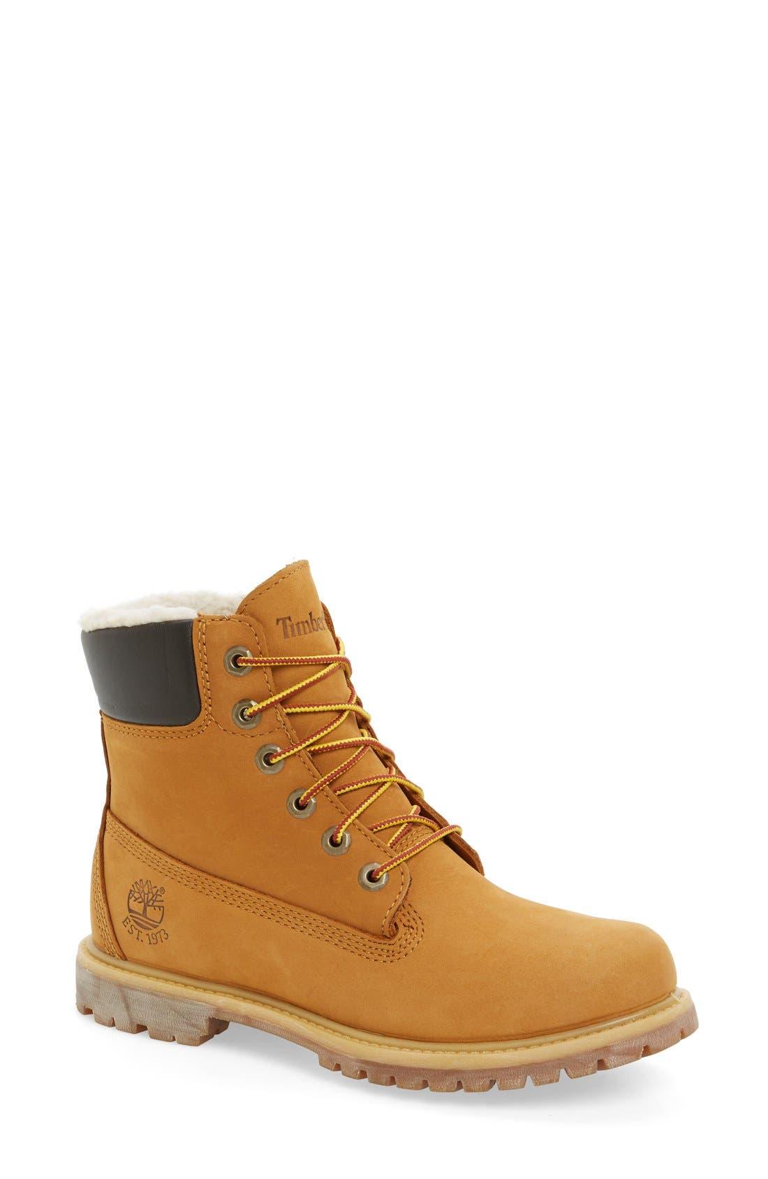 Main Image - Timberland 6 Inch Waterproof Boot (Women)