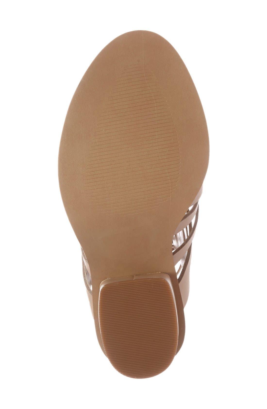 Alternate Image 4  - Steve Madden 'Pipa' Cut Out Sandal (Women)