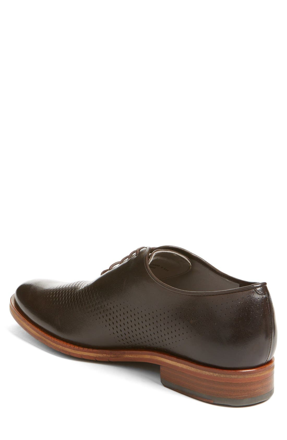 Alternate Image 2  - Cole Haan 'Washington' Plain Toe Oxford (Men)