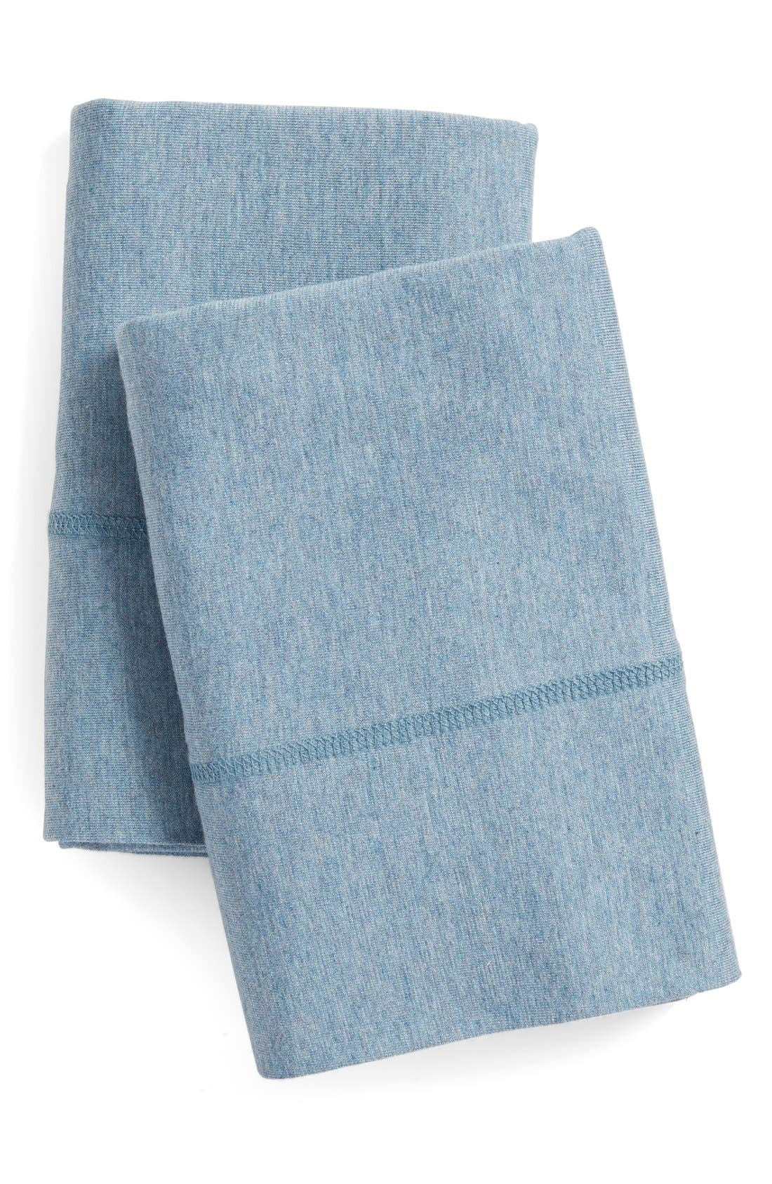 Alternate Image 1 Selected - Calvin Klein Home Modern Cotton Collection Cotton & Modal Pillowcases