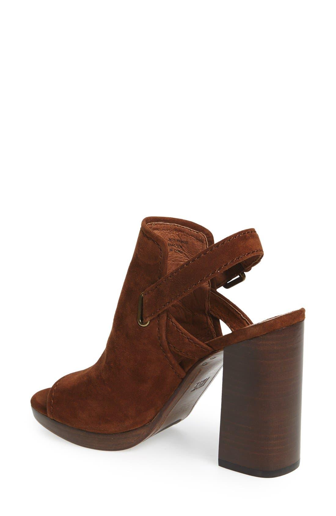 Alternate Image 2  - Frye 'Karissa Shield' Sandal (Women)