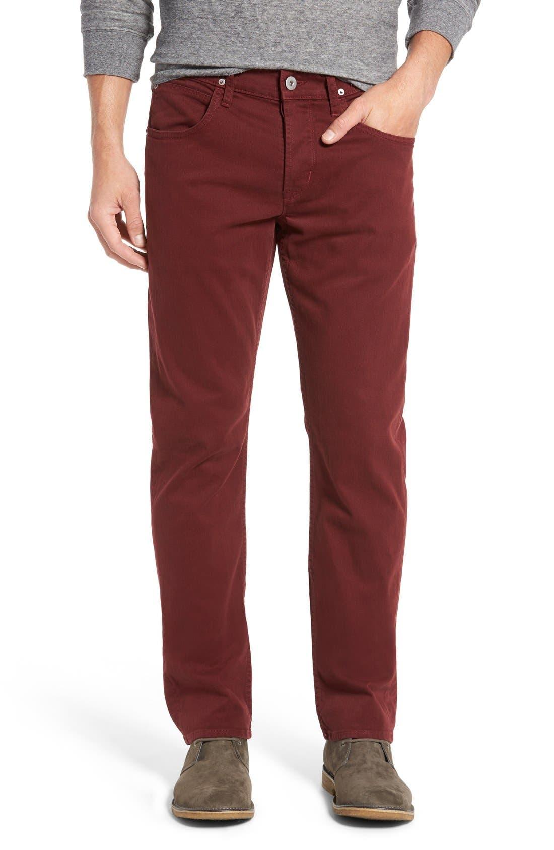 Main Image - Hudson Jeans 'Byron' Slim Straight Leg Jeans