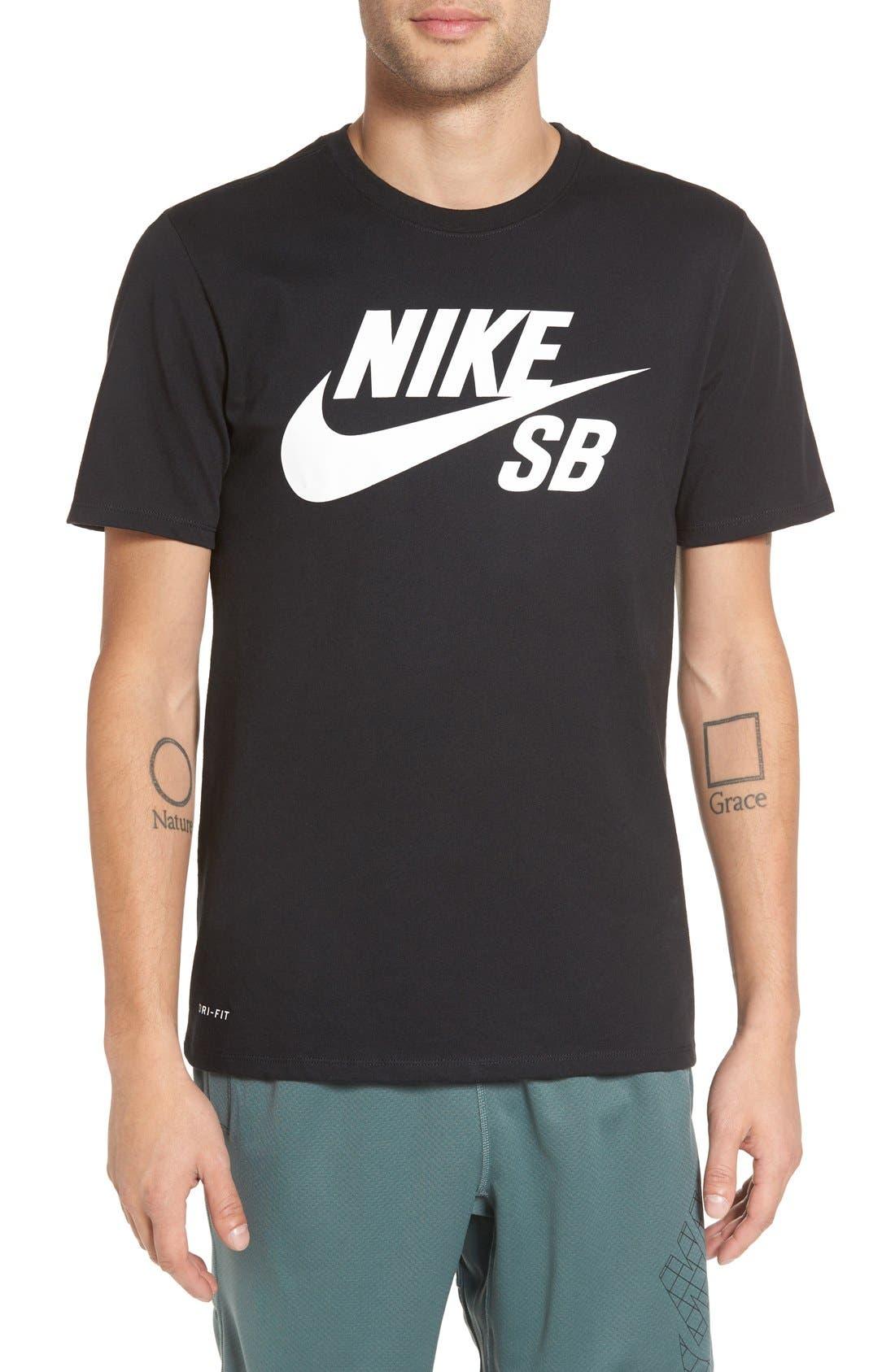 Nike 'SB Logo' T-Shirt