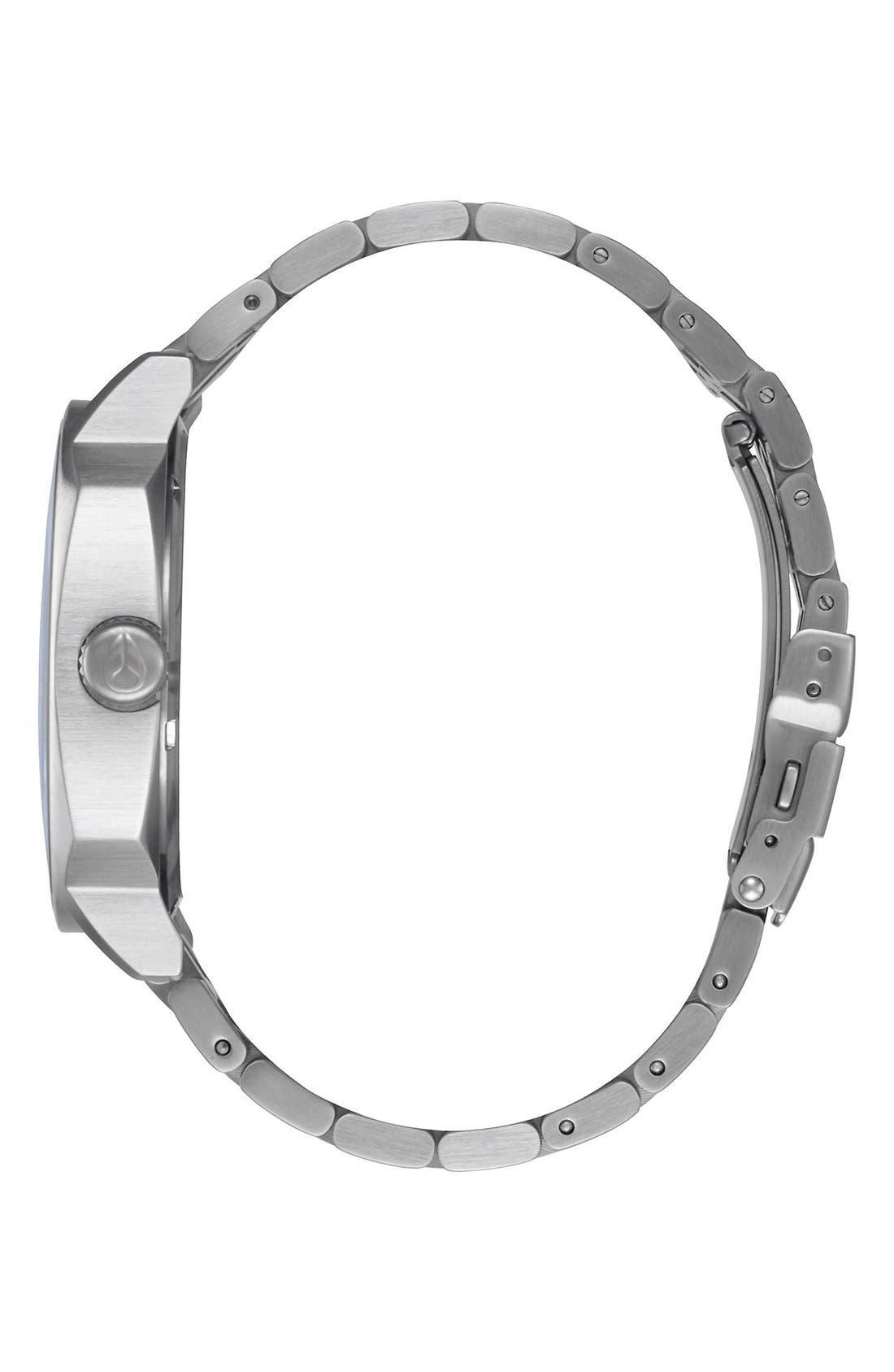 Alternate Image 3  - Nixon 'The Regent II' Bracelet Watch, 42mm