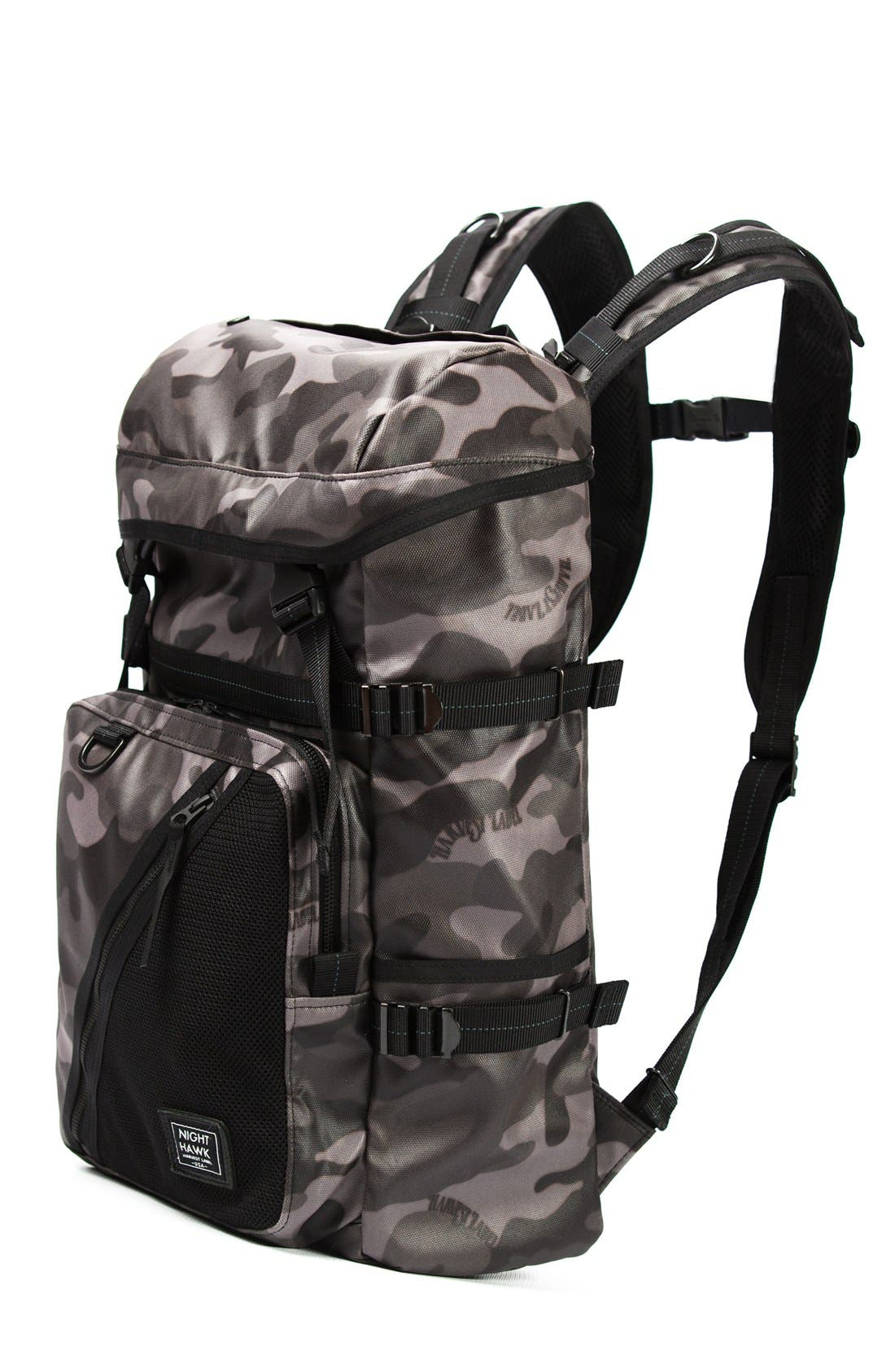 Alternate Image 6  - Harvest Label 'NightHawk' Backpack