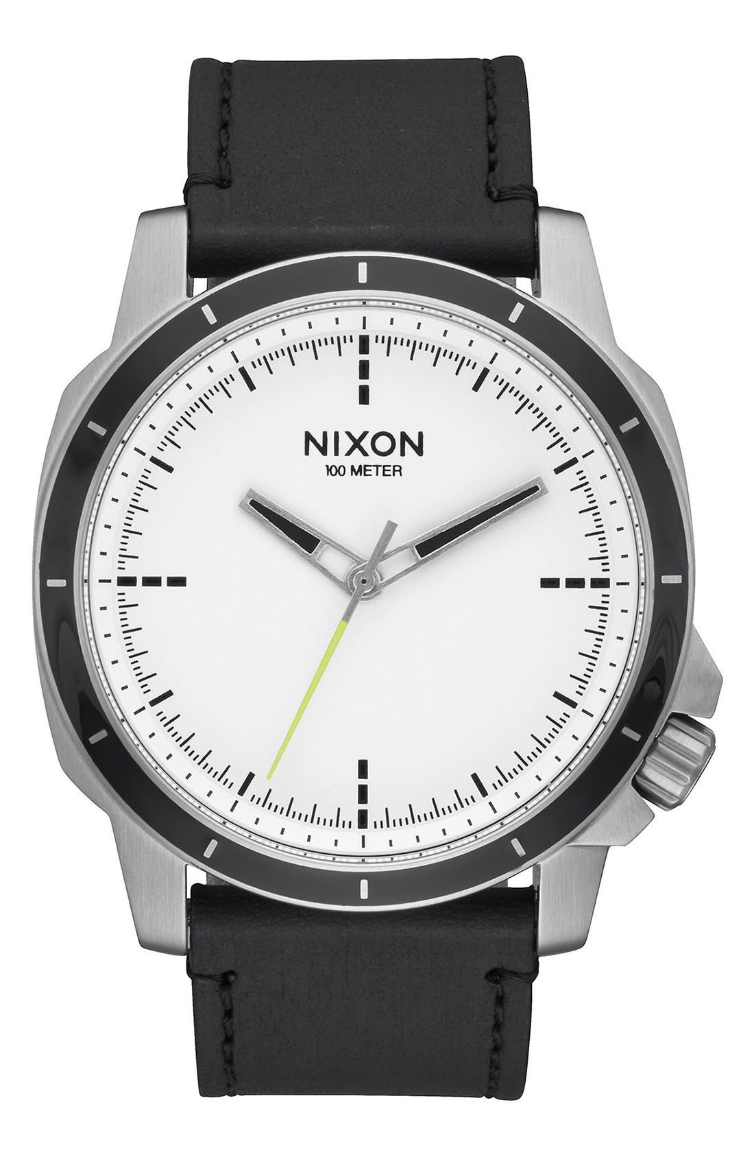 NIXON The Ranger Ops Bracelet Watch, 45mm