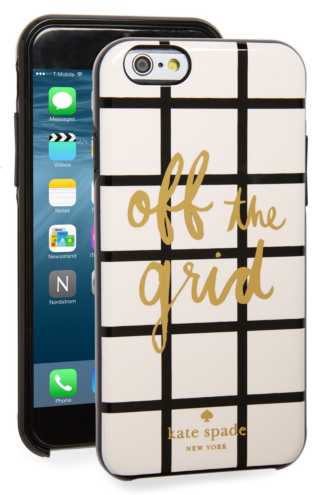 Alternate Image 1 Selected - kate spade new york off the grid iPhone 6/6s case