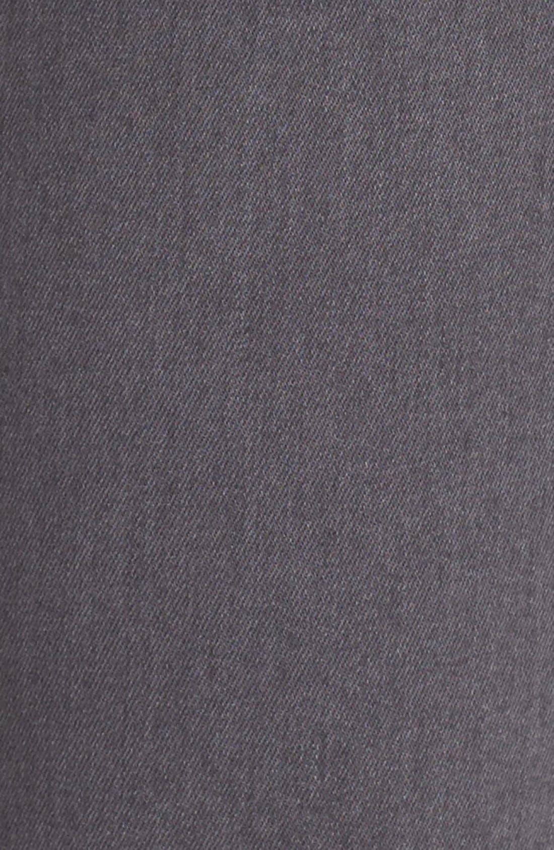 Alternate Image 5  - rag & bone/JEAN RBW23 Zip Detail Skinny Jeans (Seattle)