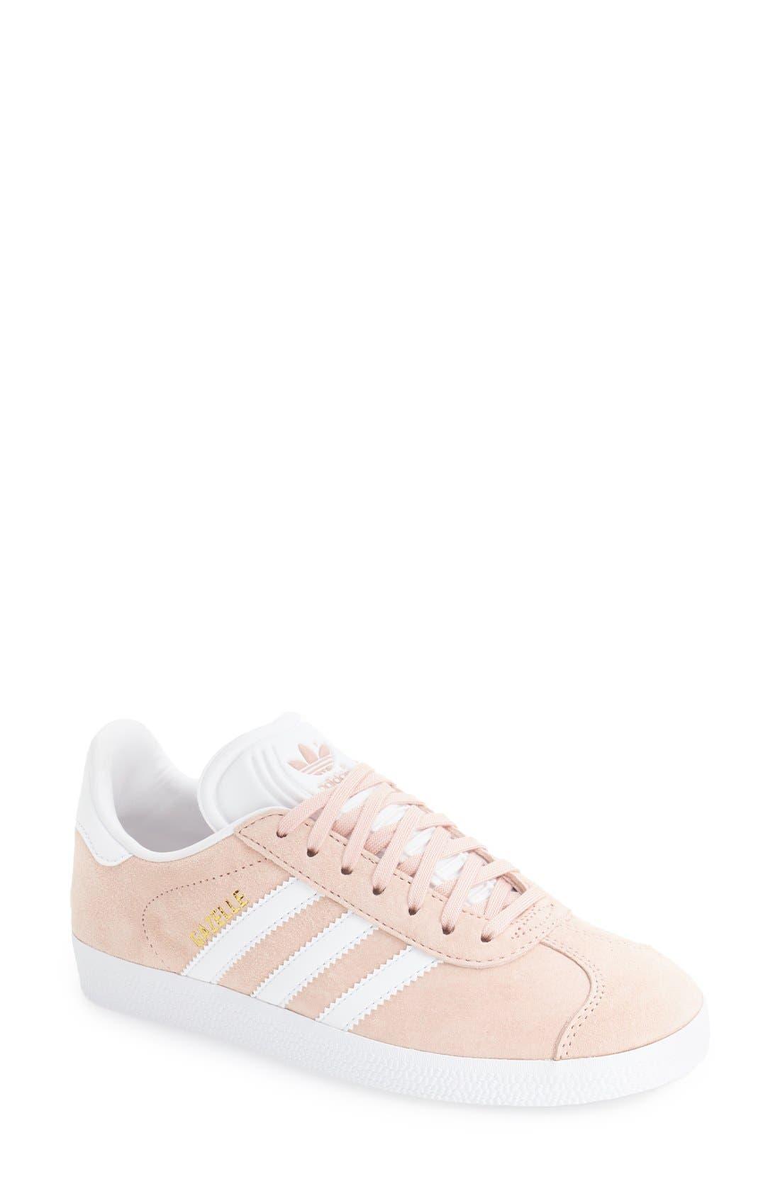 Alternate Image 1 Selected - adidas Gazelle Sneaker