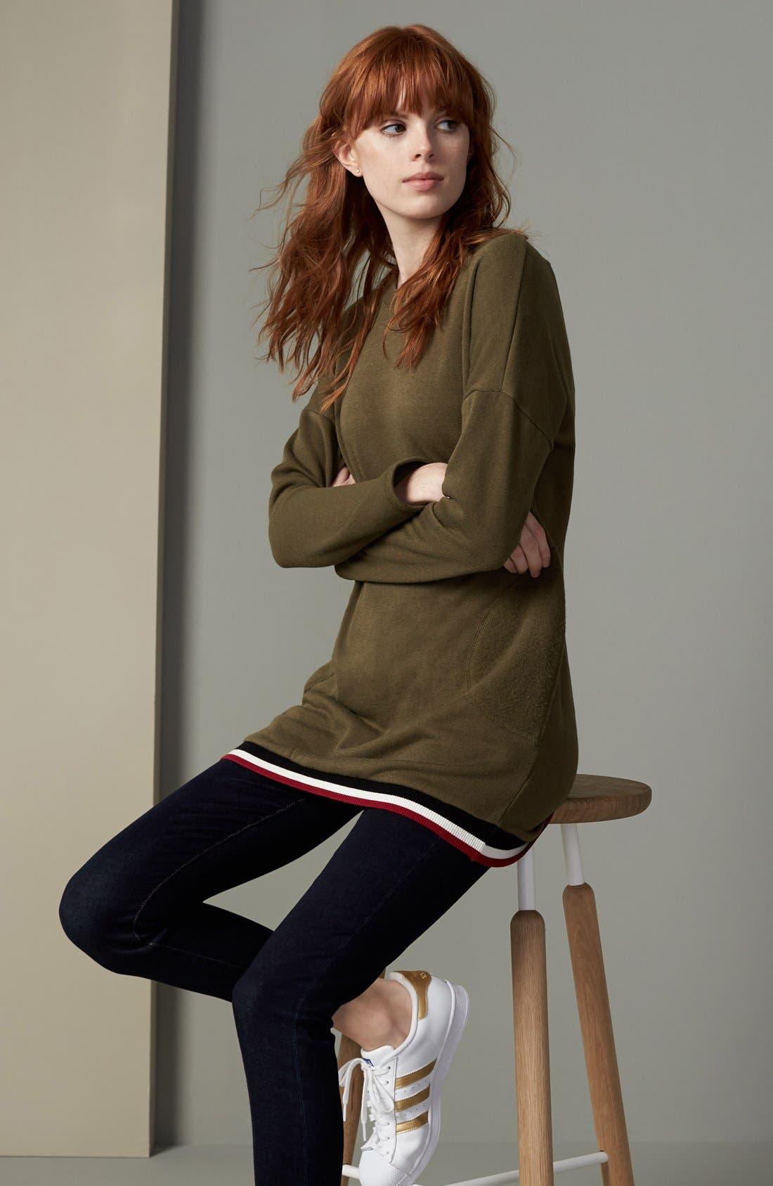 Alternate Image 2  - Articles of Society 'Sarah' Skinny Jeans (Melrose)