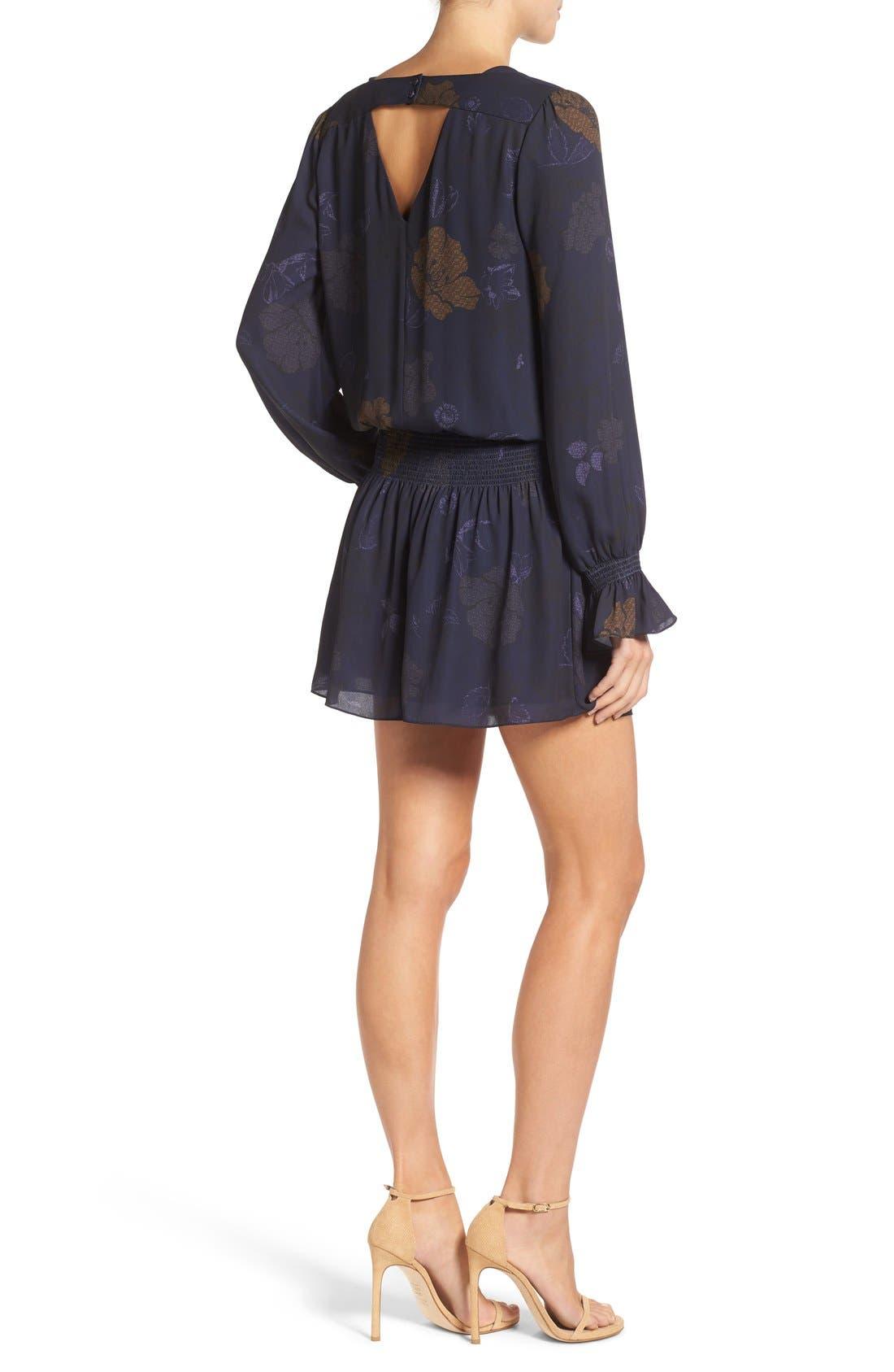 Alternate Image 2  - Chelsea28 Drop Waist Dress