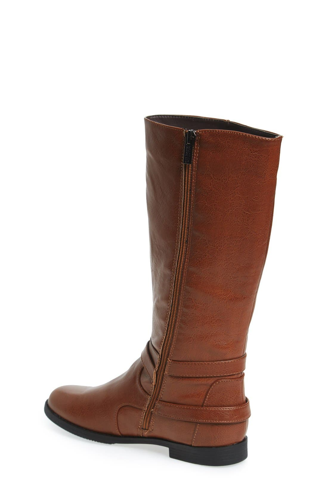 Alternate Image 2  - Kenneth Cole New York 'Kennedy' Riding Boot (Toddler, Little Kid & Big Kid)