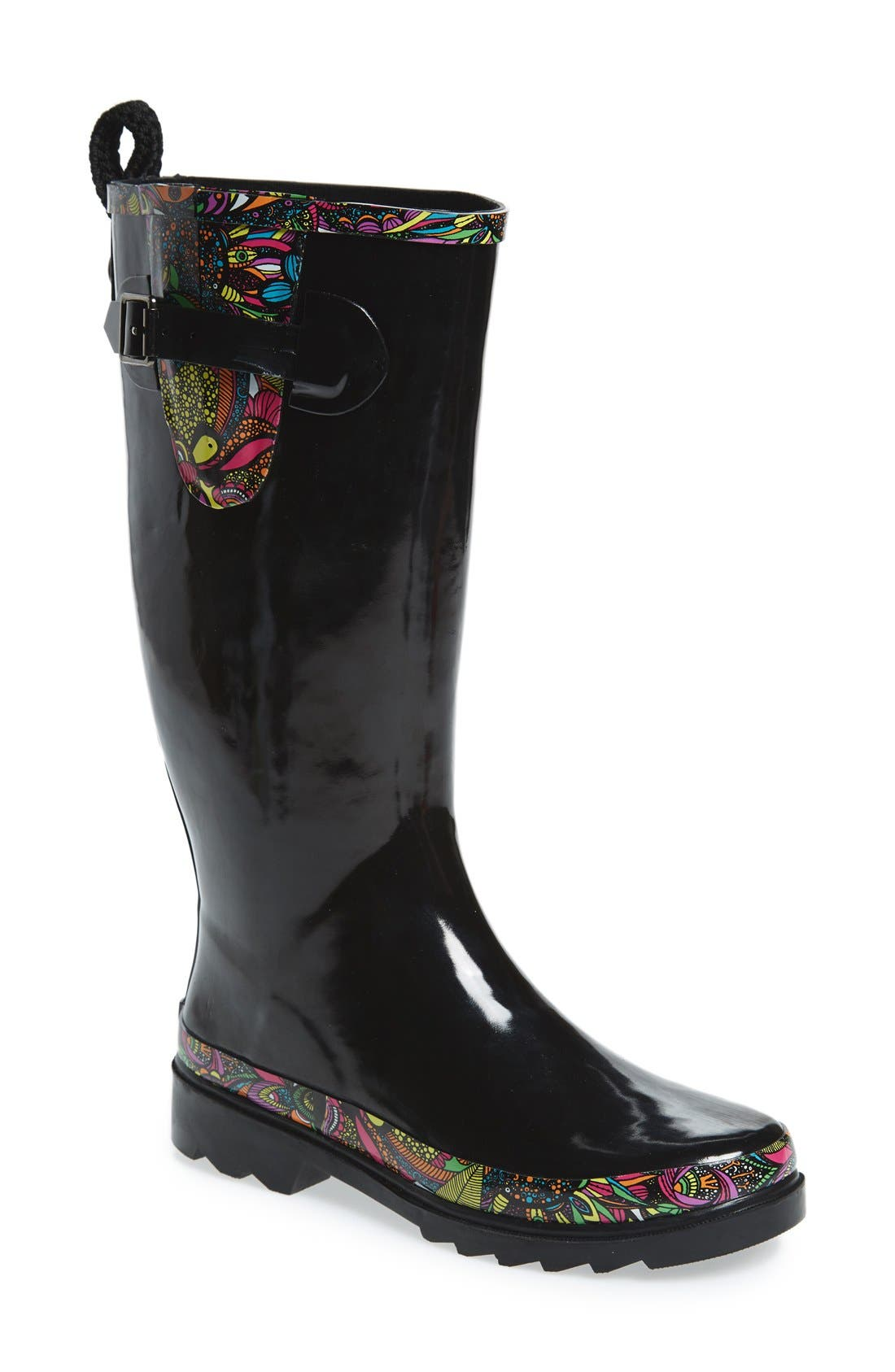 SAKROOTS Rhythm Waterproof Rain Boot