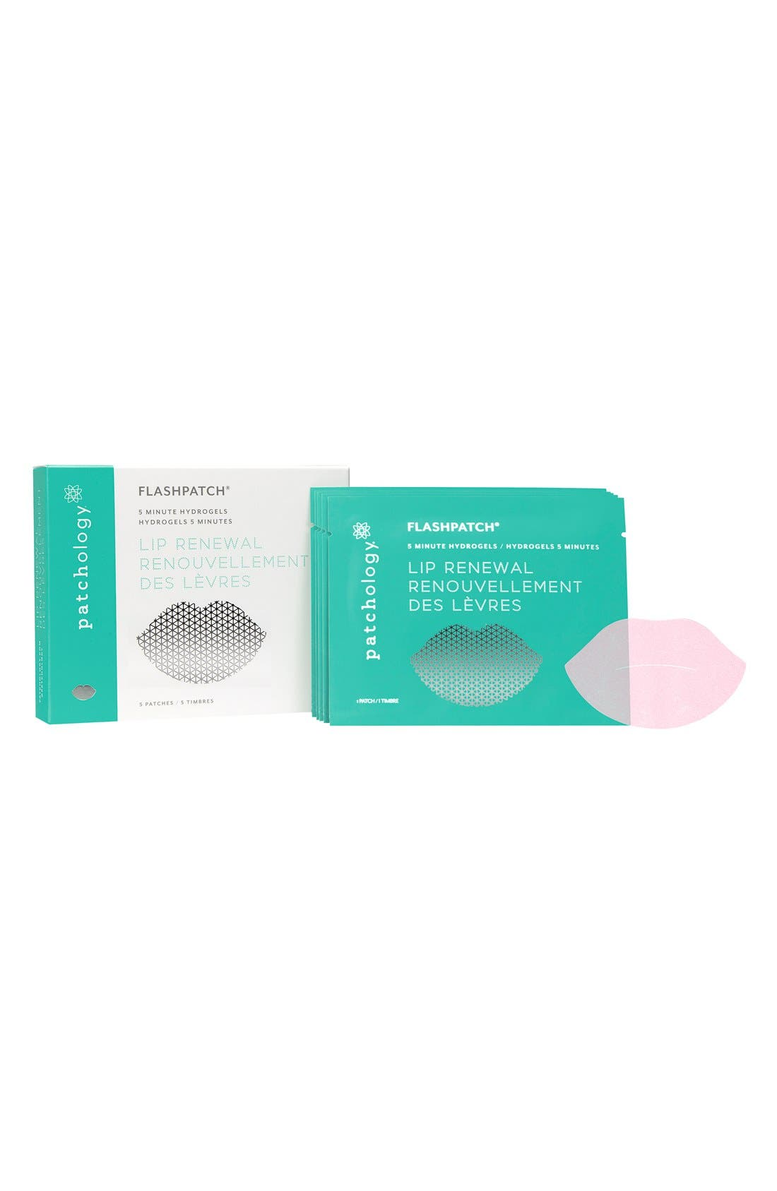 patchology Lip Renewal FlashPatch™ Lip Gels