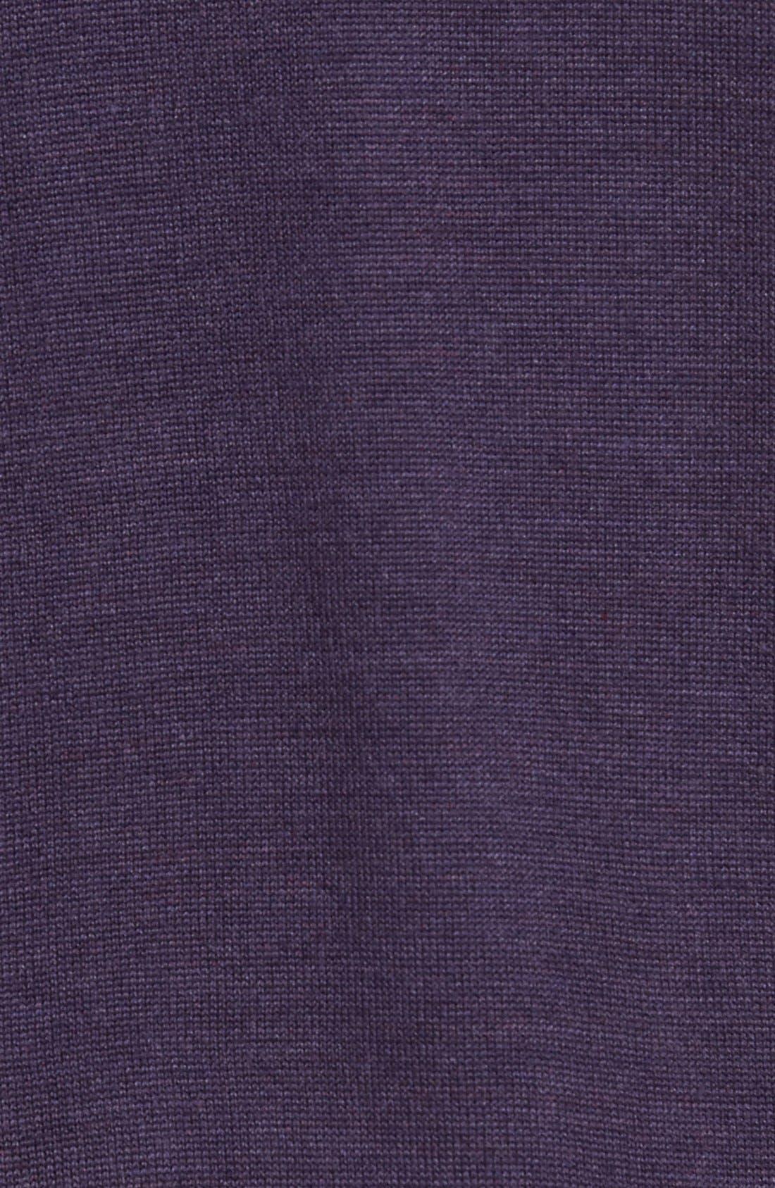 Alternate Image 5  - Cutter & Buck 'Douglas' Merino Wool Blend V-Neck Sweater Vest (Online Only)