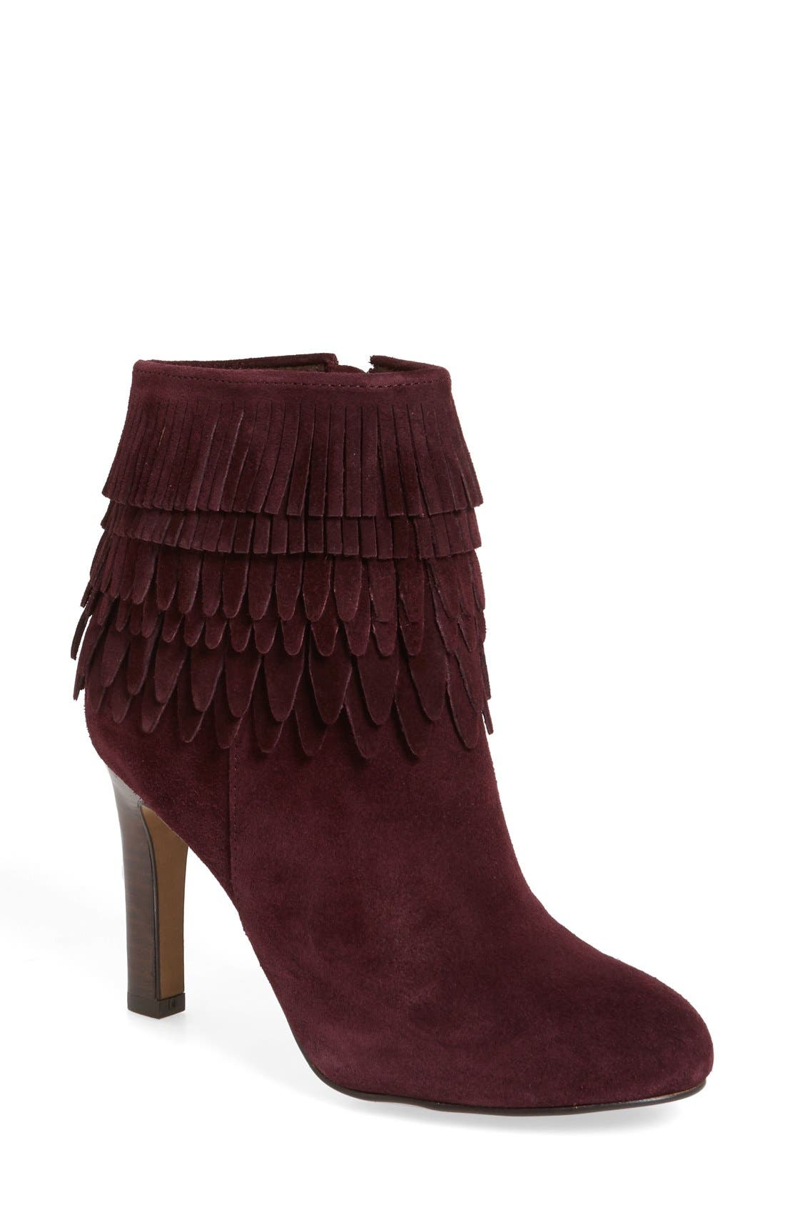 Alternate Image 1 Selected - Isolá 'Layton' Fringe Bootie (Women)