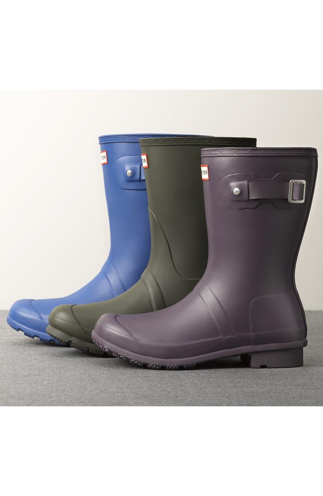 Alternate Image 5  - Hunter Original Tour Short Packable Rain Boot (Women)