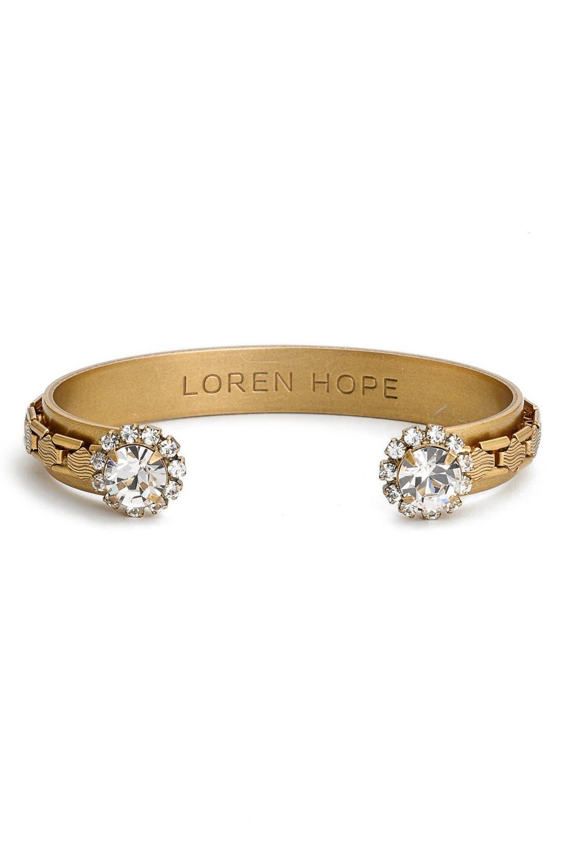 Loren Hope 'Marley' Crystal Cuff