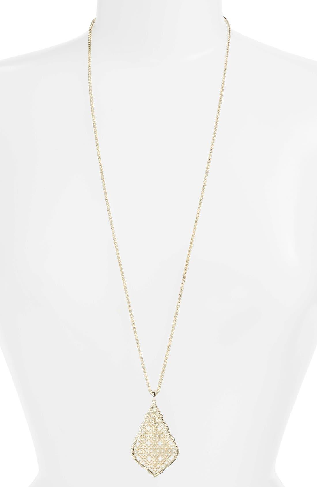 Kendra Scott 'Aiden' Pendant Necklace