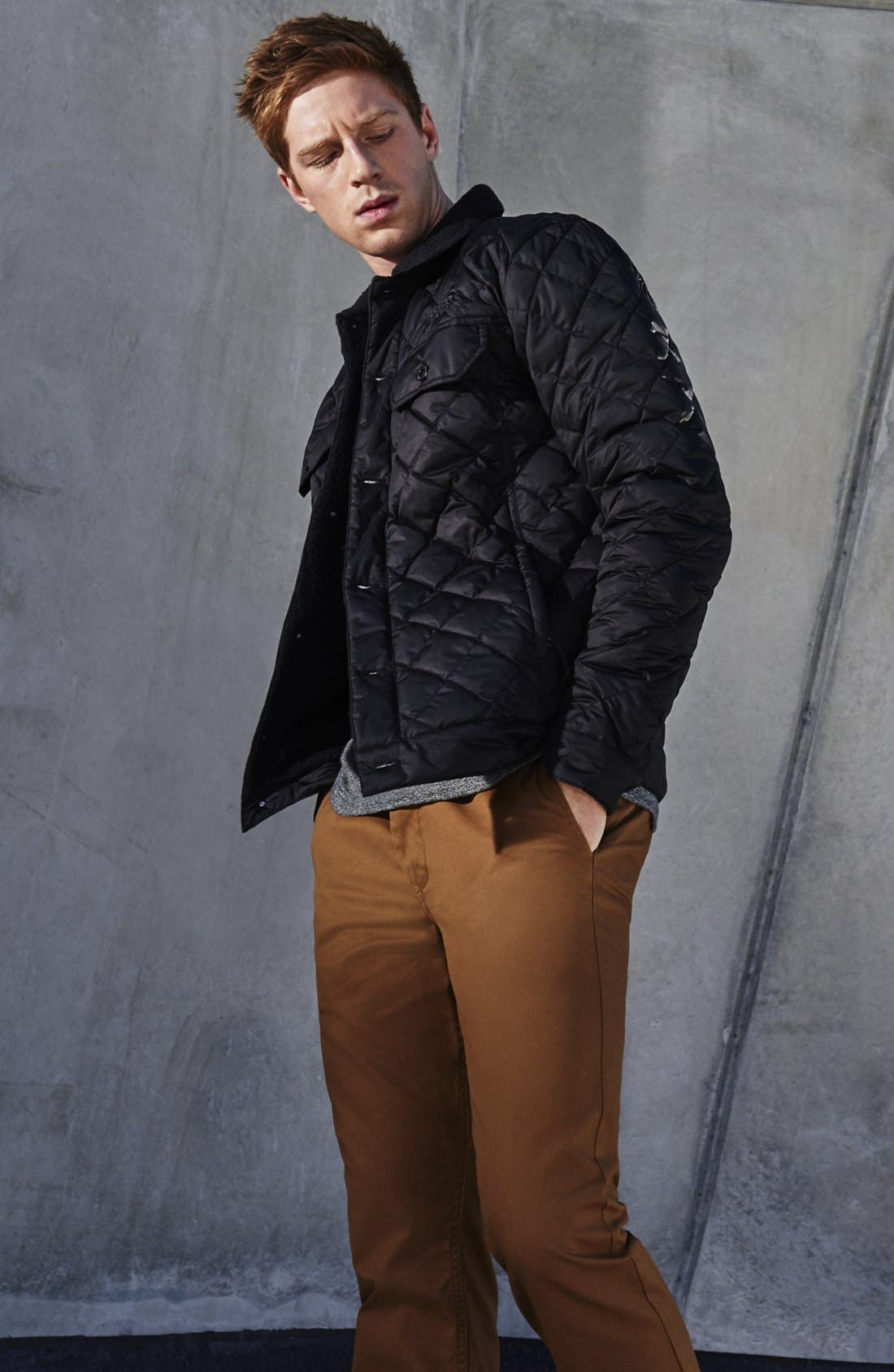 Alternate Image 6  - The North Face Sherpa Fleece Lined Quilted Jacket