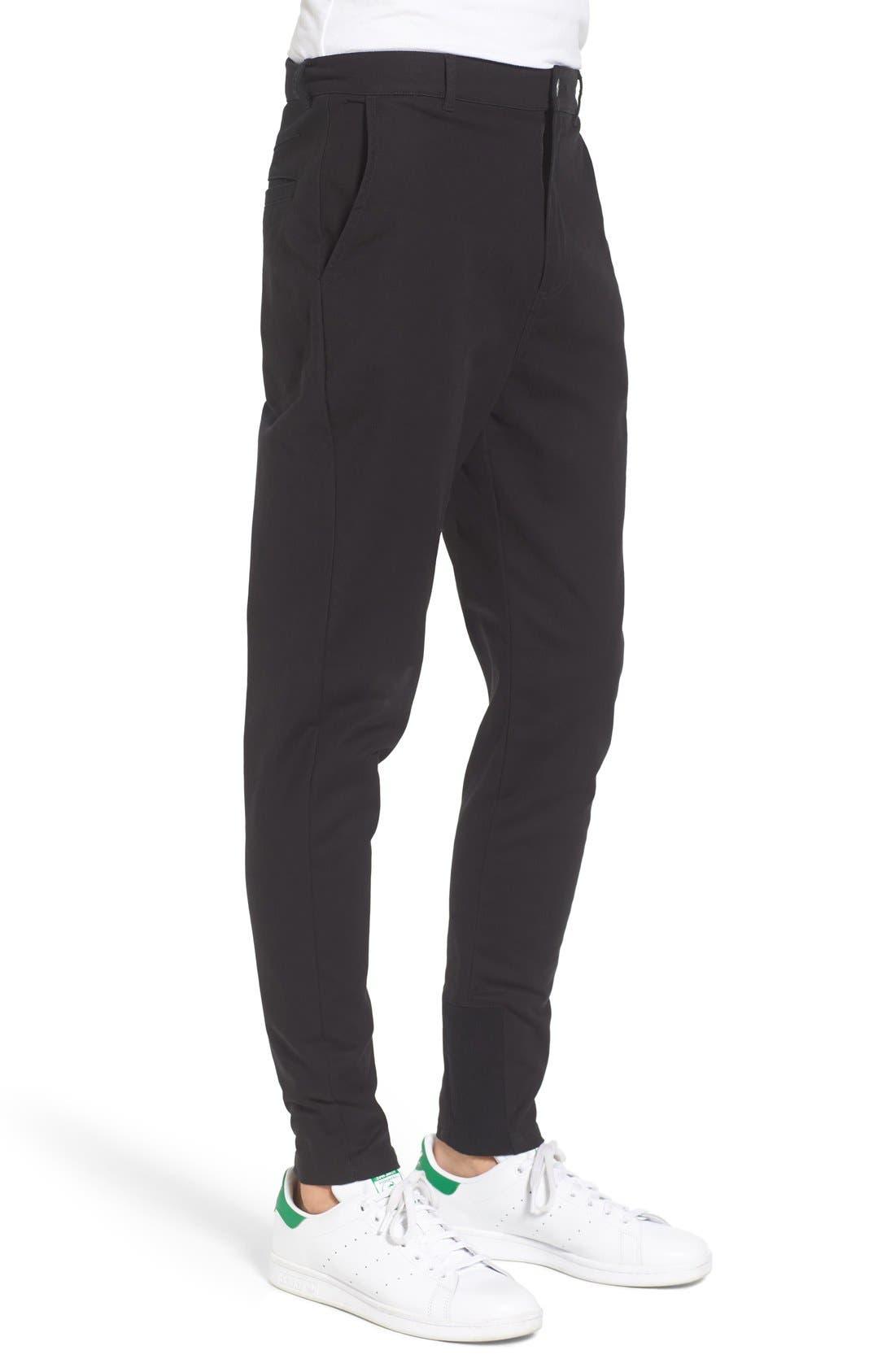 Alternate Image 3  - ZANEROBE 'Cling Ponte' Jogger Pants