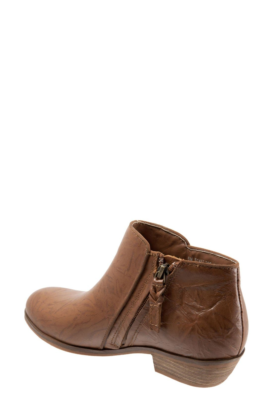 Alternate Image 2  - SoftWalk® 'Rocklin' Bootie (Women)